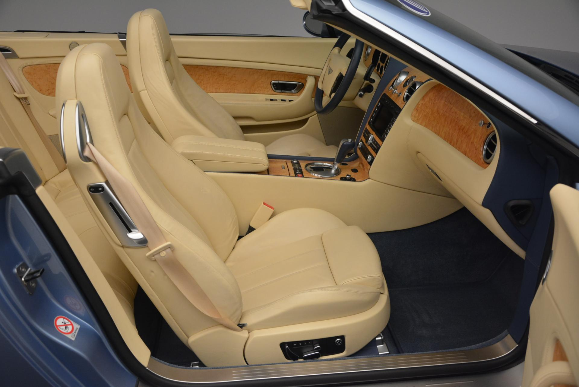 Used 2007 Bentley Continental GTC  For Sale In Greenwich, CT. Alfa Romeo of Greenwich, B1159A 495_p47