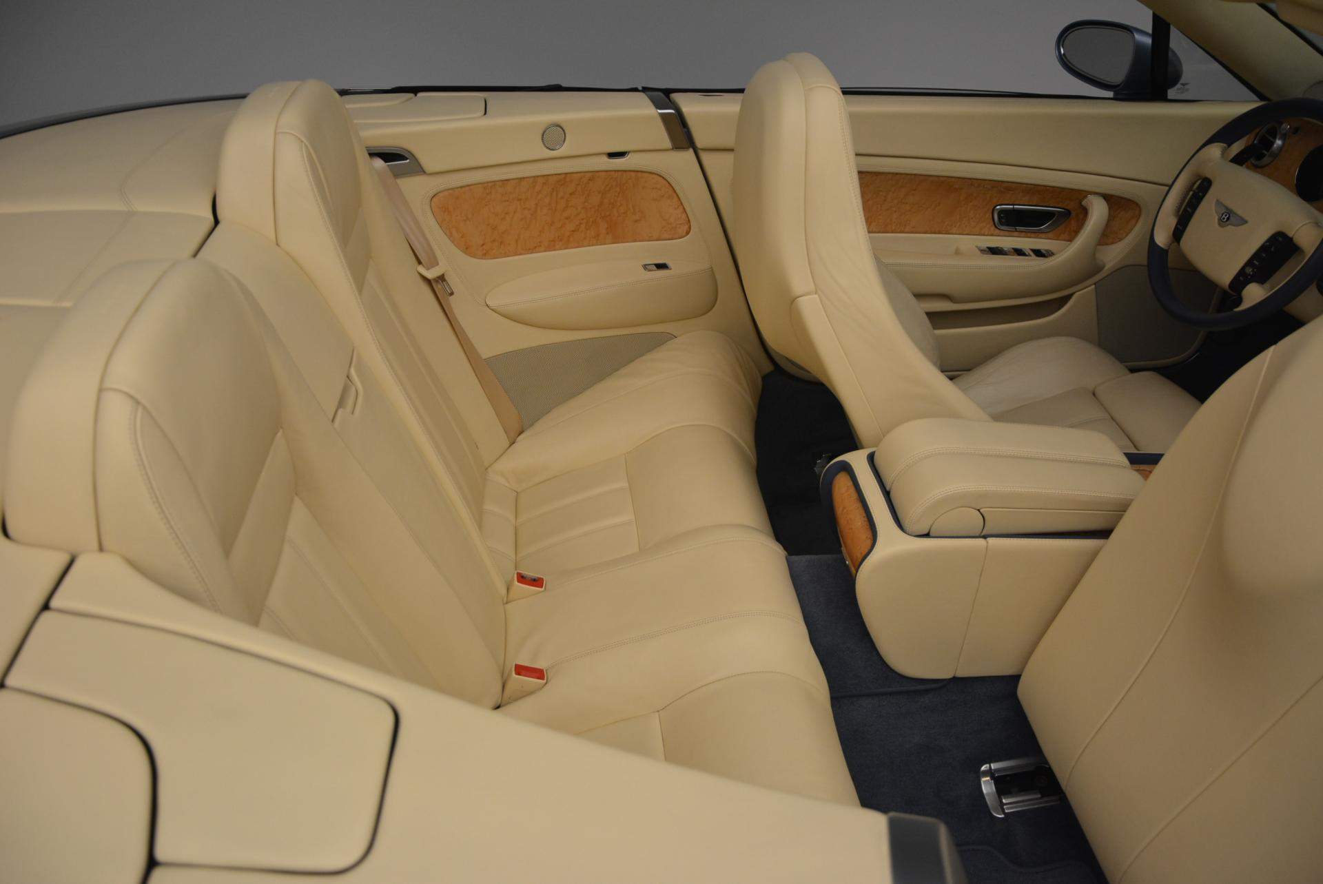 Used 2007 Bentley Continental GTC  For Sale In Greenwich, CT. Alfa Romeo of Greenwich, B1159A 495_p50
