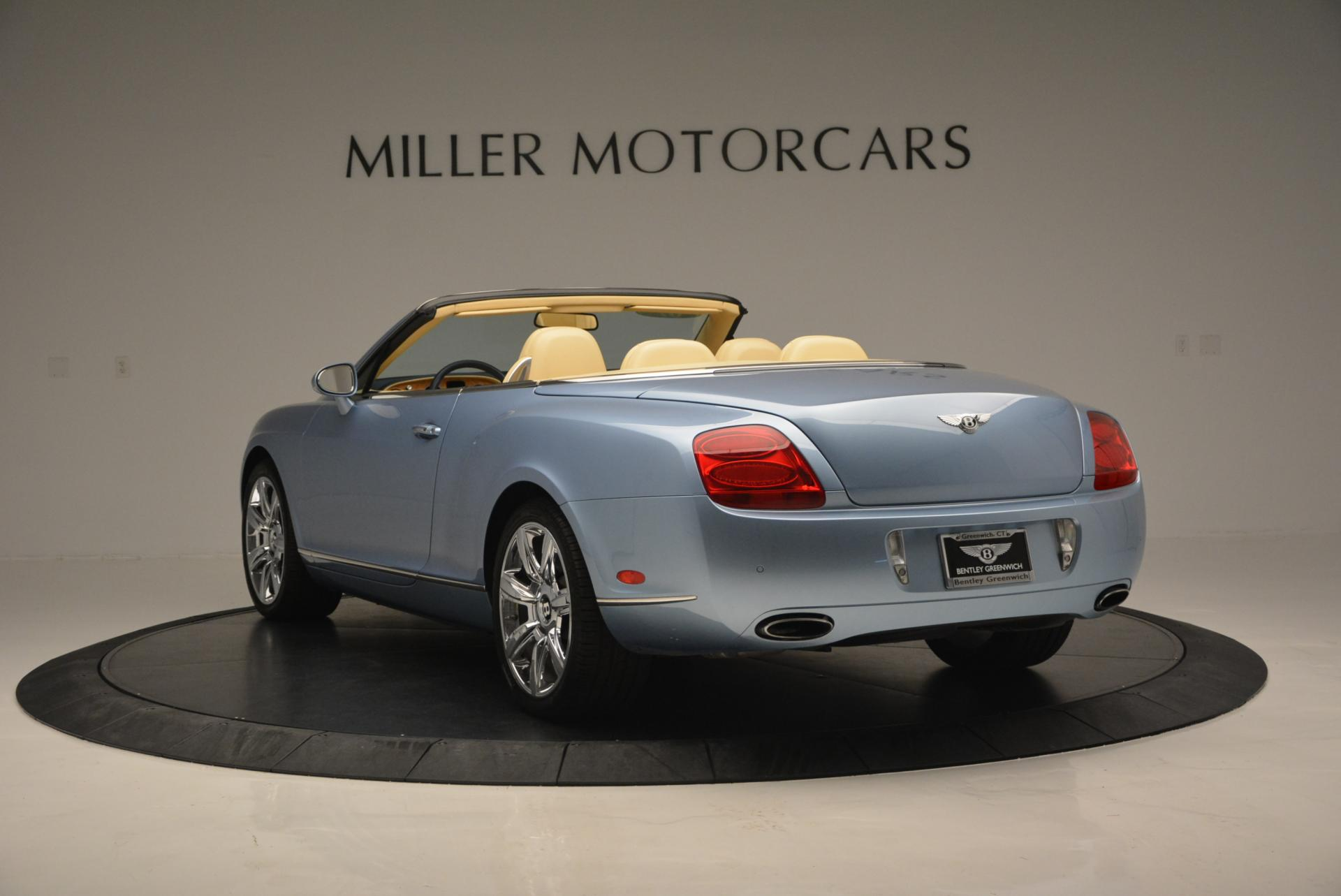 Used 2007 Bentley Continental GTC  For Sale In Greenwich, CT. Alfa Romeo of Greenwich, B1159A 495_p5