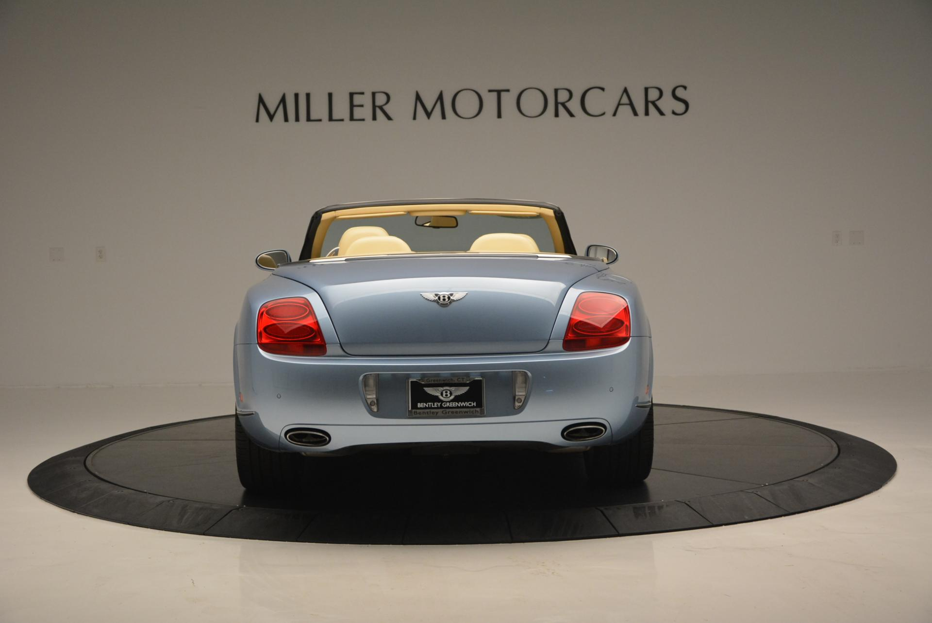 Used 2007 Bentley Continental GTC  For Sale In Greenwich, CT. Alfa Romeo of Greenwich, B1159A 495_p6