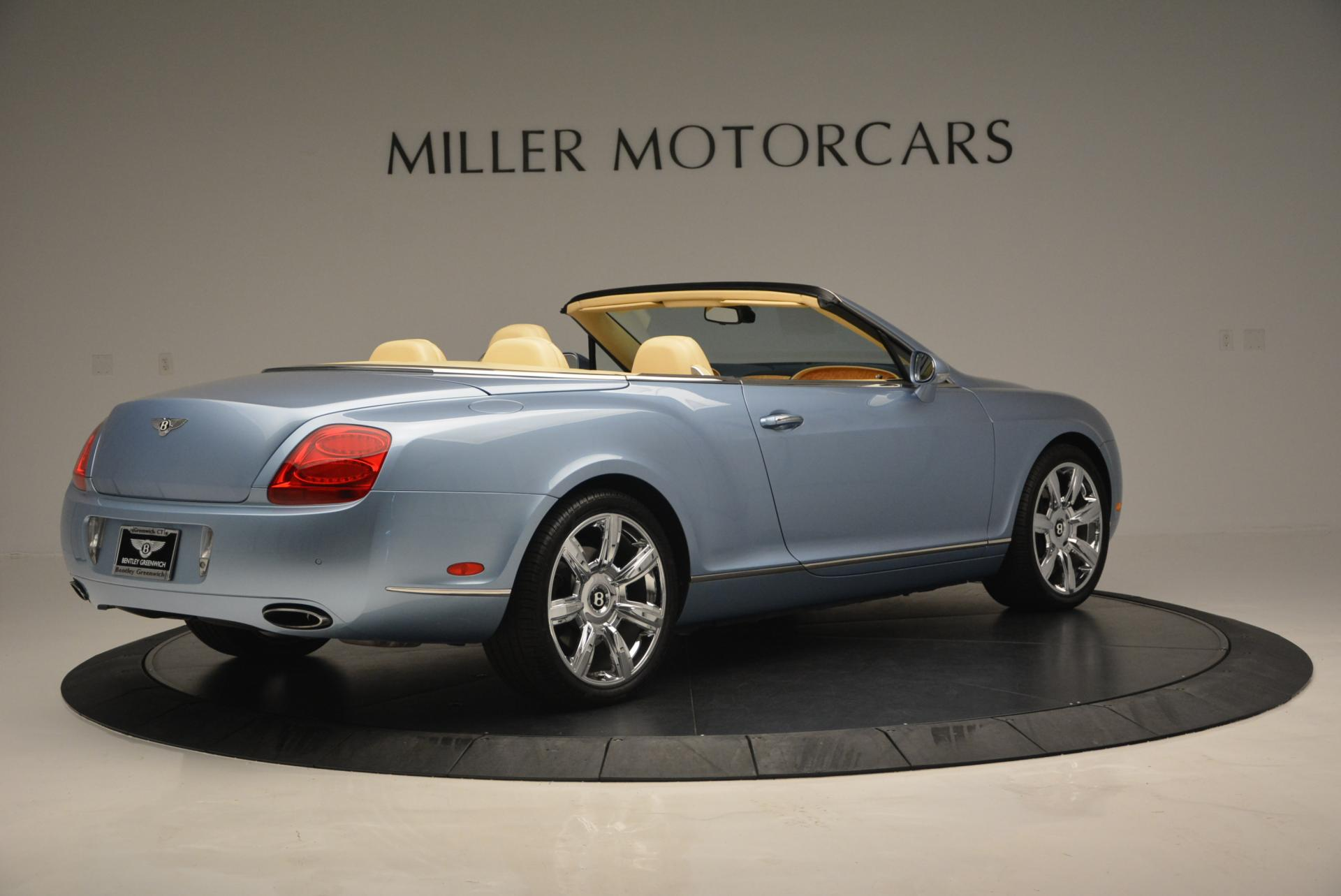 Used 2007 Bentley Continental GTC  For Sale In Greenwich, CT. Alfa Romeo of Greenwich, B1159A 495_p8
