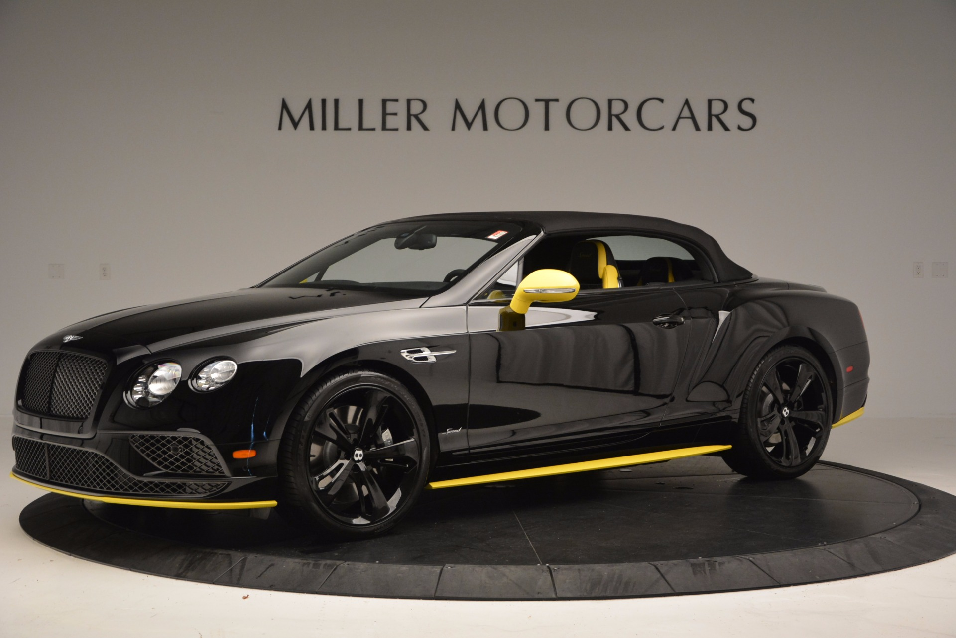 New 2017 Bentley Continental GT Speed Black Edition Convertible  For Sale In Greenwich, CT. Alfa Romeo of Greenwich, B1188 496_p11