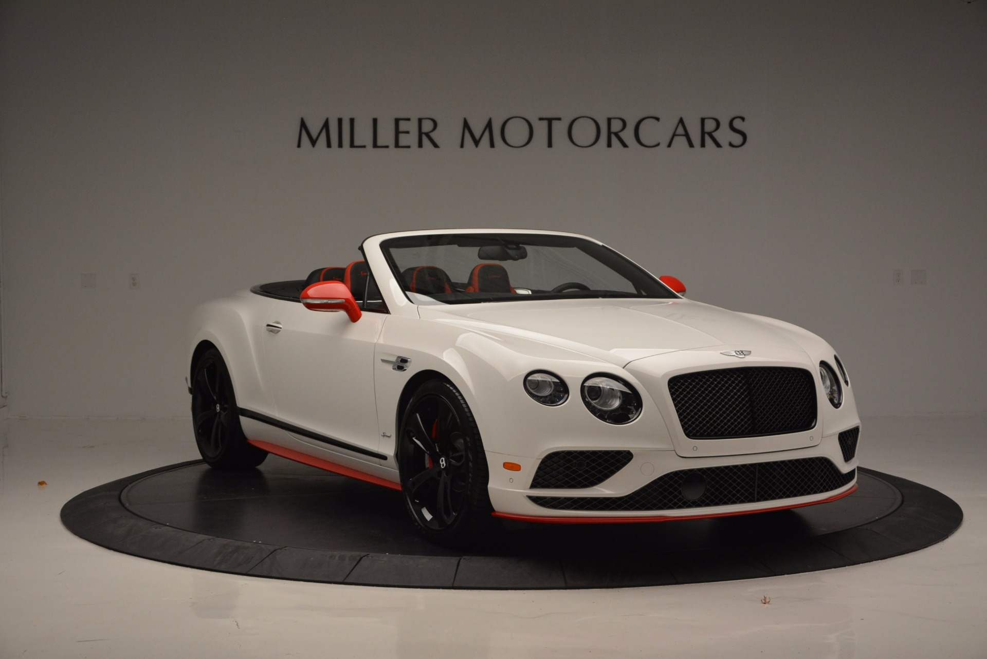 New 2017 Bentley Continental GT Speed For Sale In Greenwich, CT. Alfa Romeo of Greenwich, B1182 497_p11