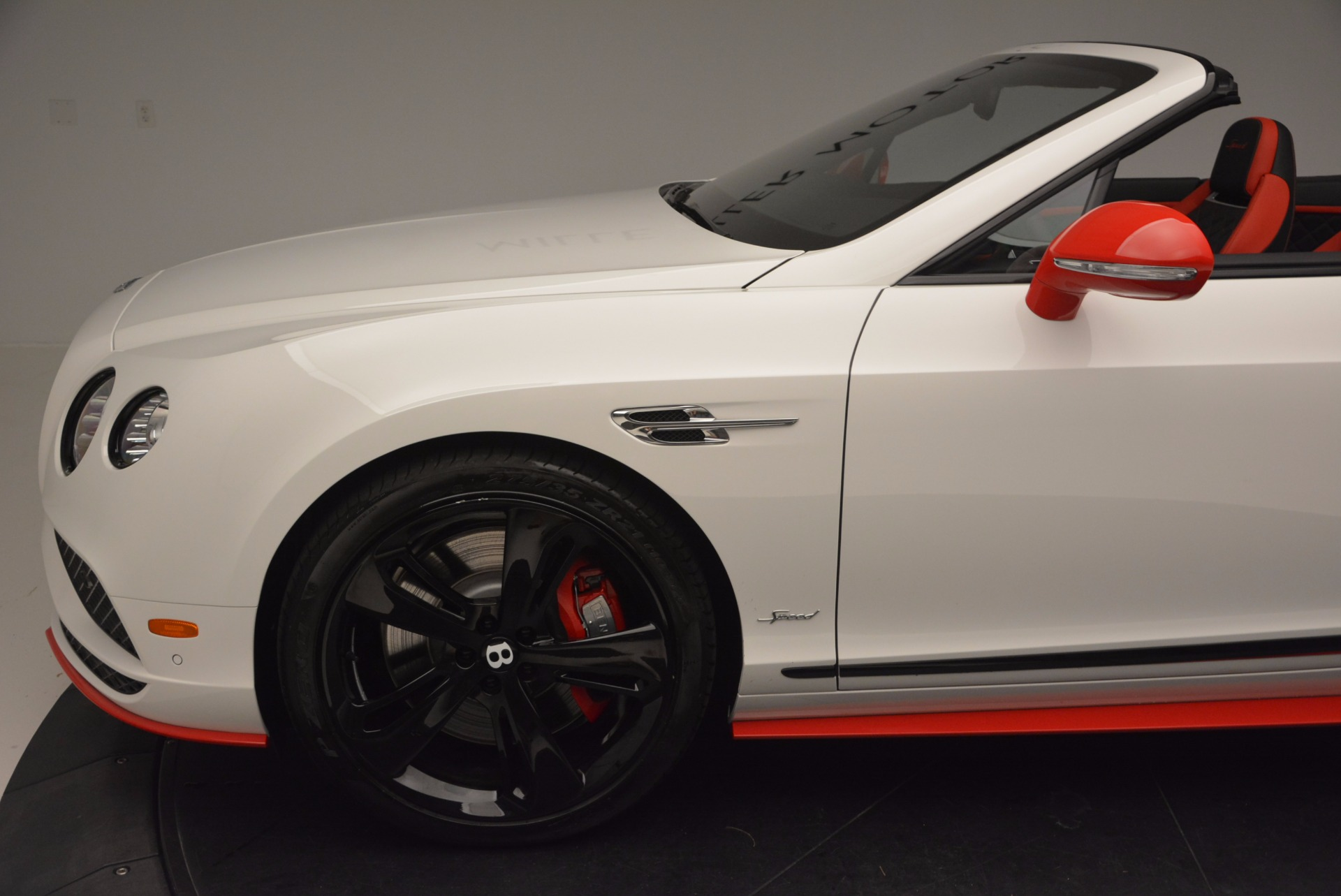 New 2017 Bentley Continental GT Speed For Sale In Greenwich, CT. Alfa Romeo of Greenwich, B1182 497_p30