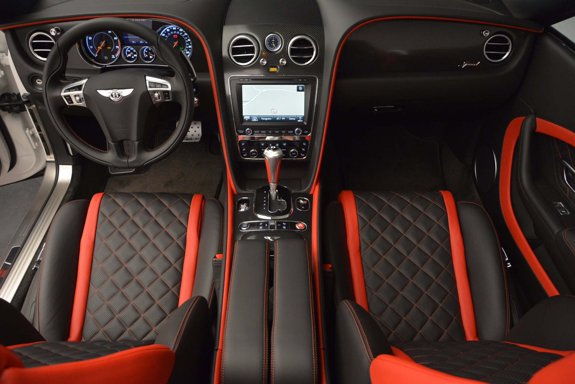 New 2017 Bentley Continental GT Speed For Sale In Greenwich, CT. Alfa Romeo of Greenwich, B1182 497_p39