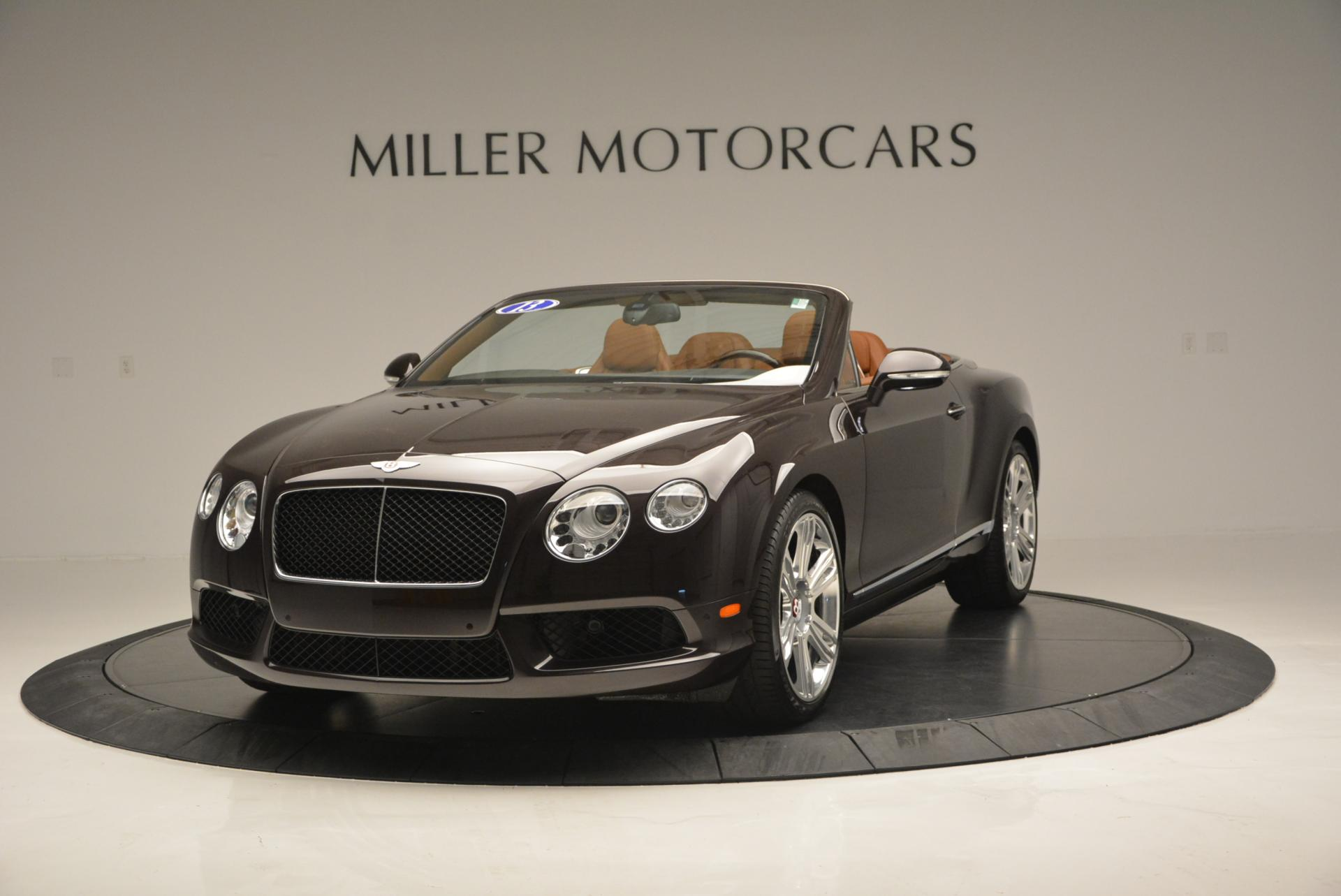 Used 2013 Bentley Continental GTC V8  For Sale In Greenwich, CT. Alfa Romeo of Greenwich, 7059 498_main