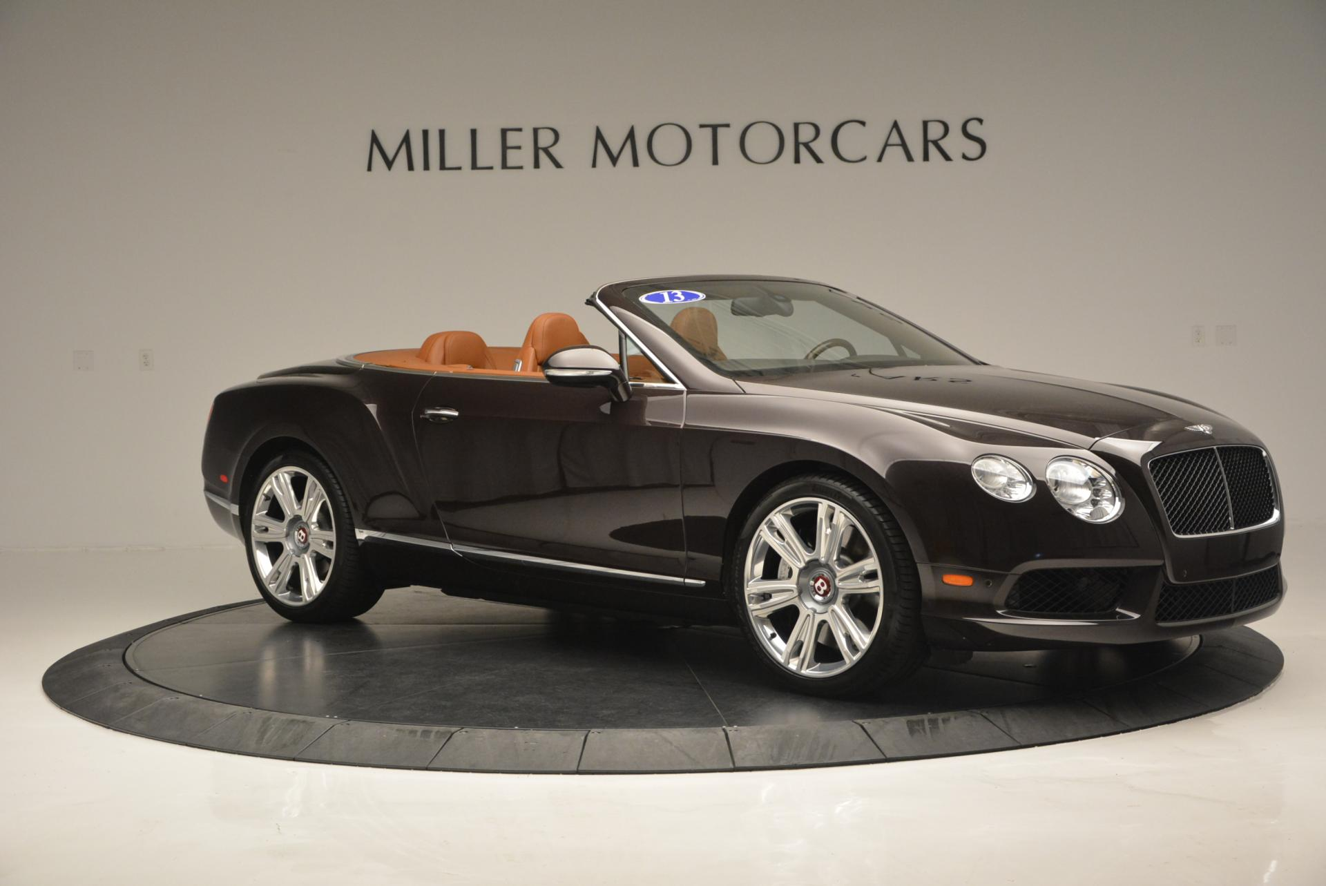 Used 2013 Bentley Continental GTC V8  For Sale In Greenwich, CT. Alfa Romeo of Greenwich, 7059 498_p10