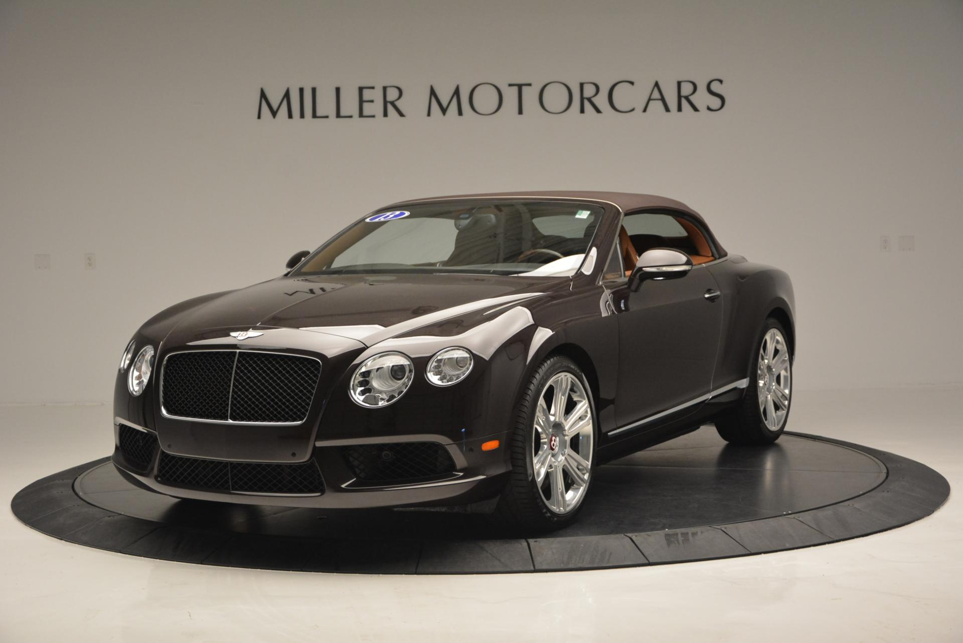 Used 2013 Bentley Continental GTC V8  For Sale In Greenwich, CT. Alfa Romeo of Greenwich, 7059 498_p14