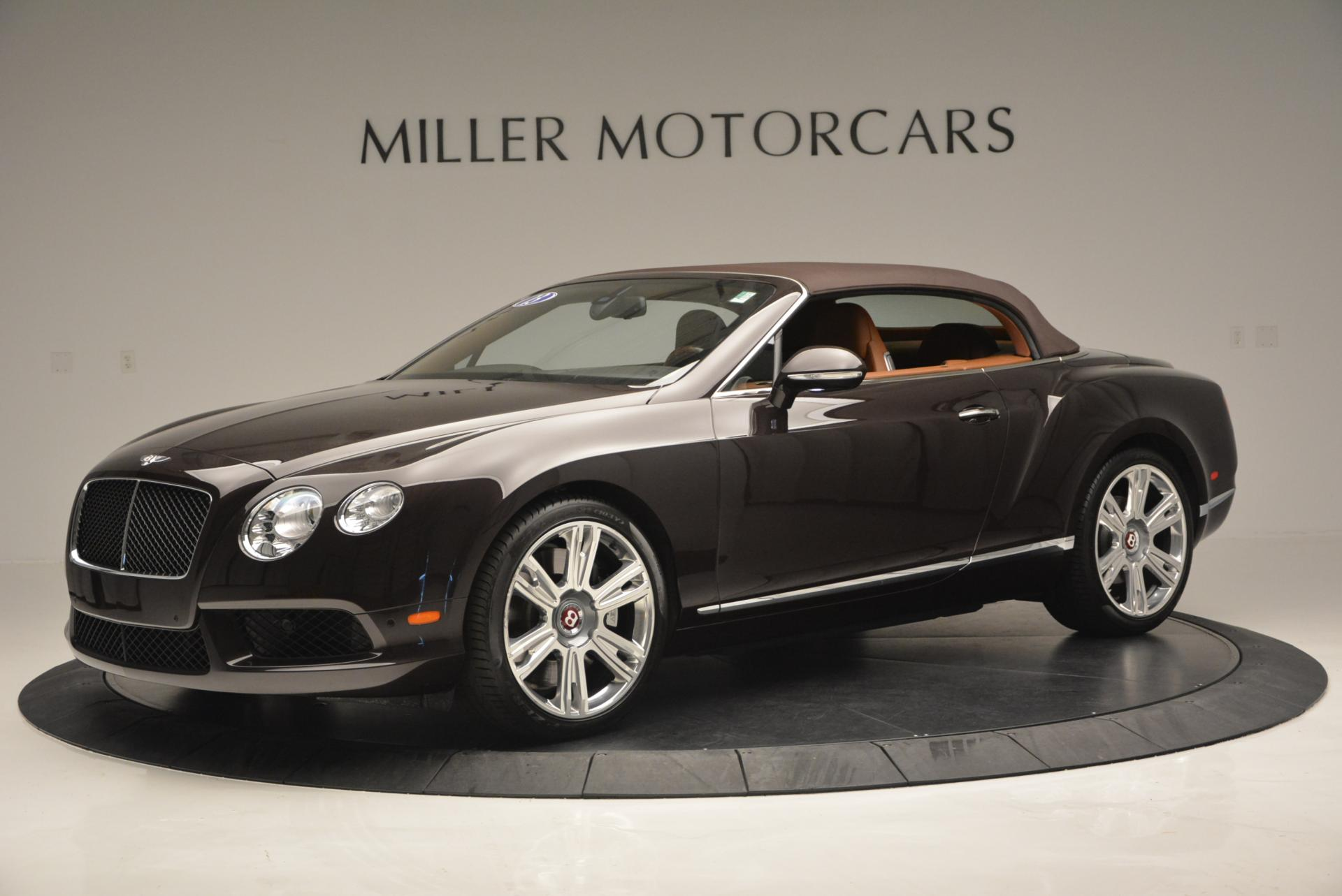 Used 2013 Bentley Continental GTC V8  For Sale In Greenwich, CT. Alfa Romeo of Greenwich, 7059 498_p15