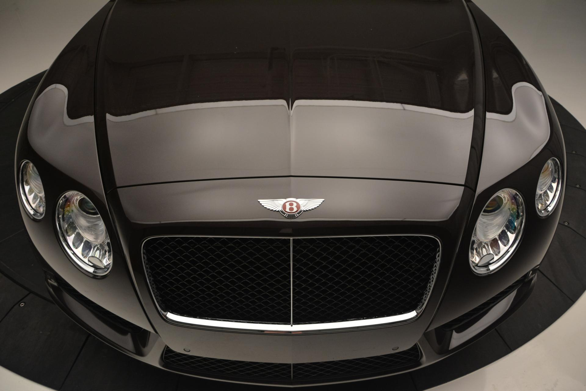 Used 2013 Bentley Continental GTC V8  For Sale In Greenwich, CT. Alfa Romeo of Greenwich, 7059 498_p25