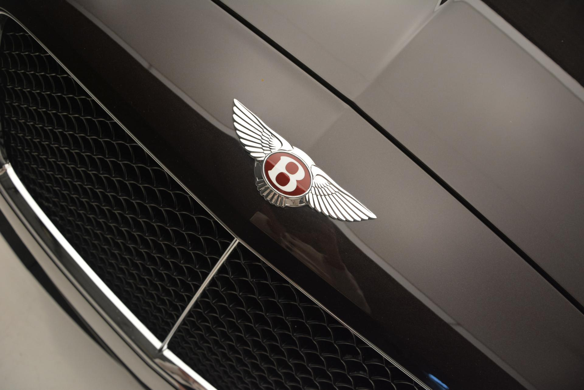 Used 2013 Bentley Continental GTC V8  For Sale In Greenwich, CT. Alfa Romeo of Greenwich, 7059 498_p27
