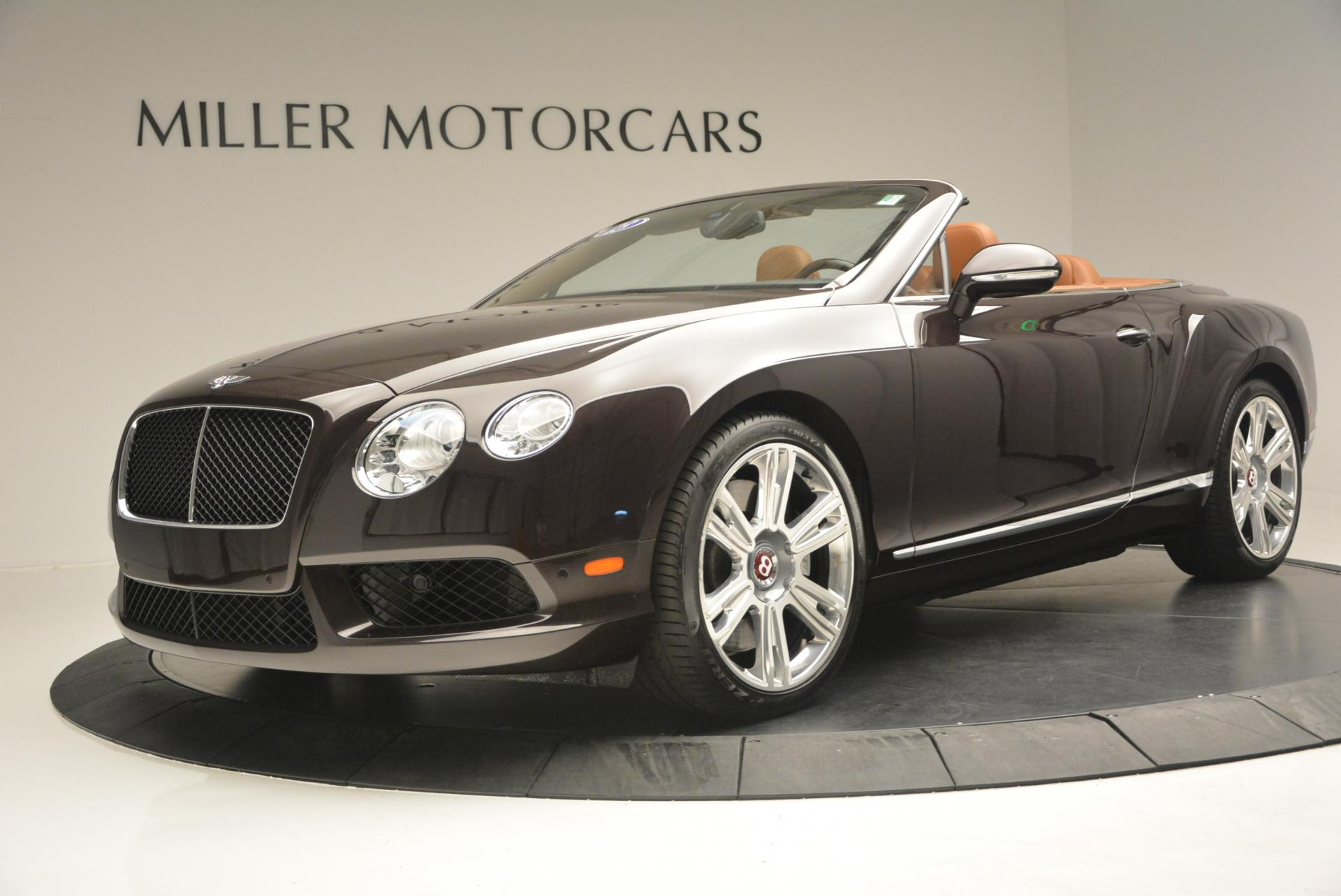 Used 2013 Bentley Continental GTC V8  For Sale In Greenwich, CT. Alfa Romeo of Greenwich, 7059 498_p28