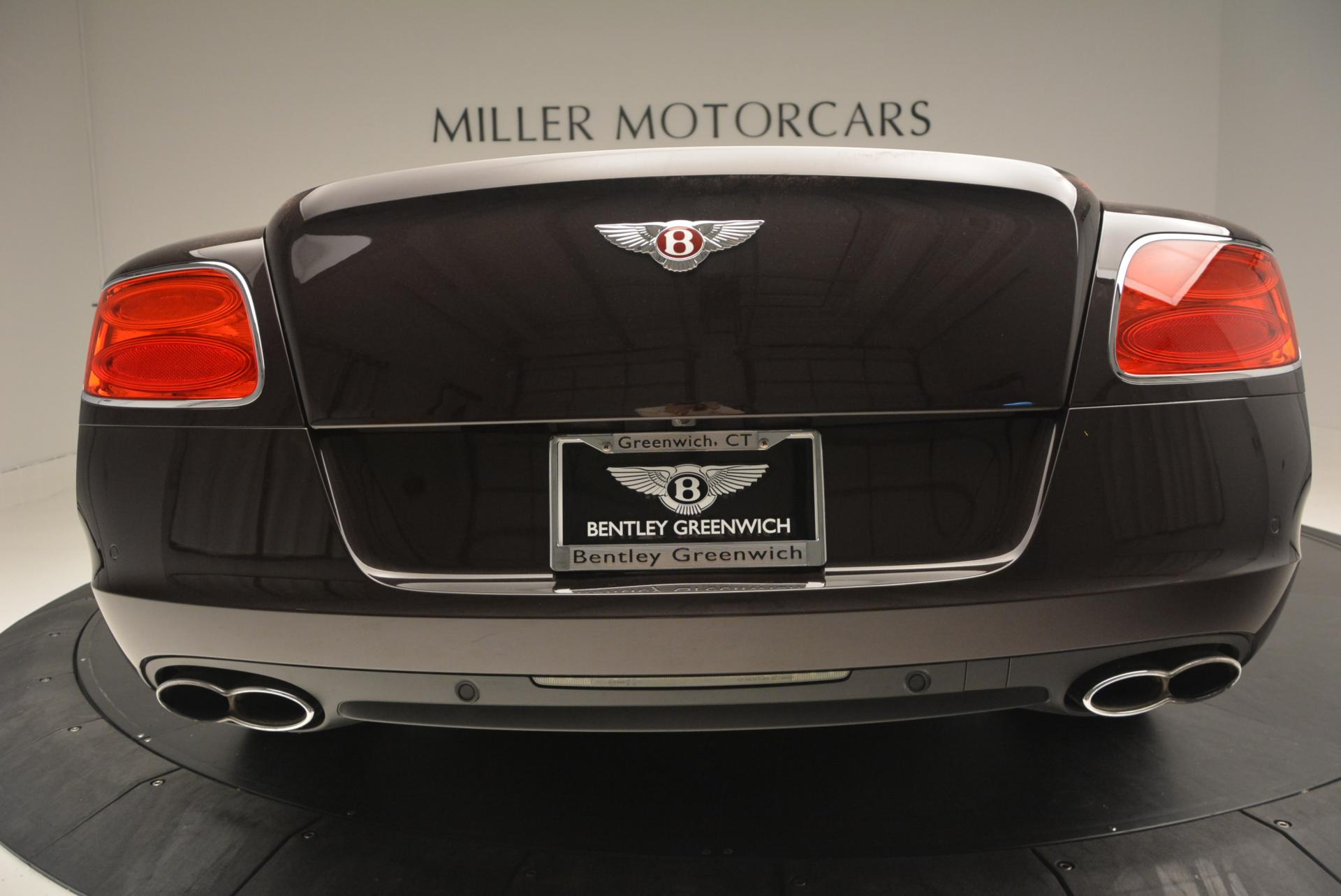 Used 2013 Bentley Continental GTC V8  For Sale In Greenwich, CT. Alfa Romeo of Greenwich, 7059 498_p29