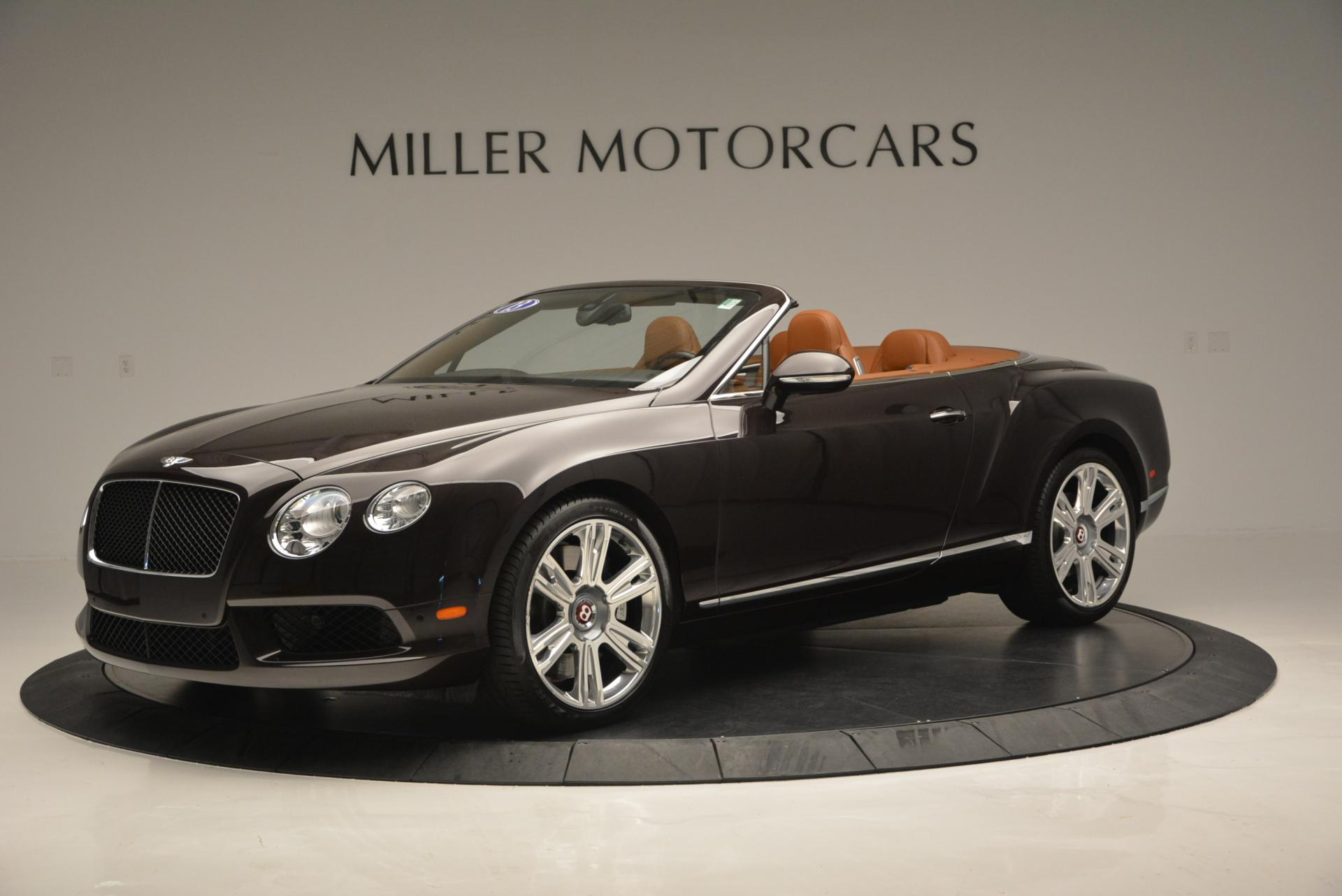 Used 2013 Bentley Continental GTC V8  For Sale In Greenwich, CT. Alfa Romeo of Greenwich, 7059 498_p2