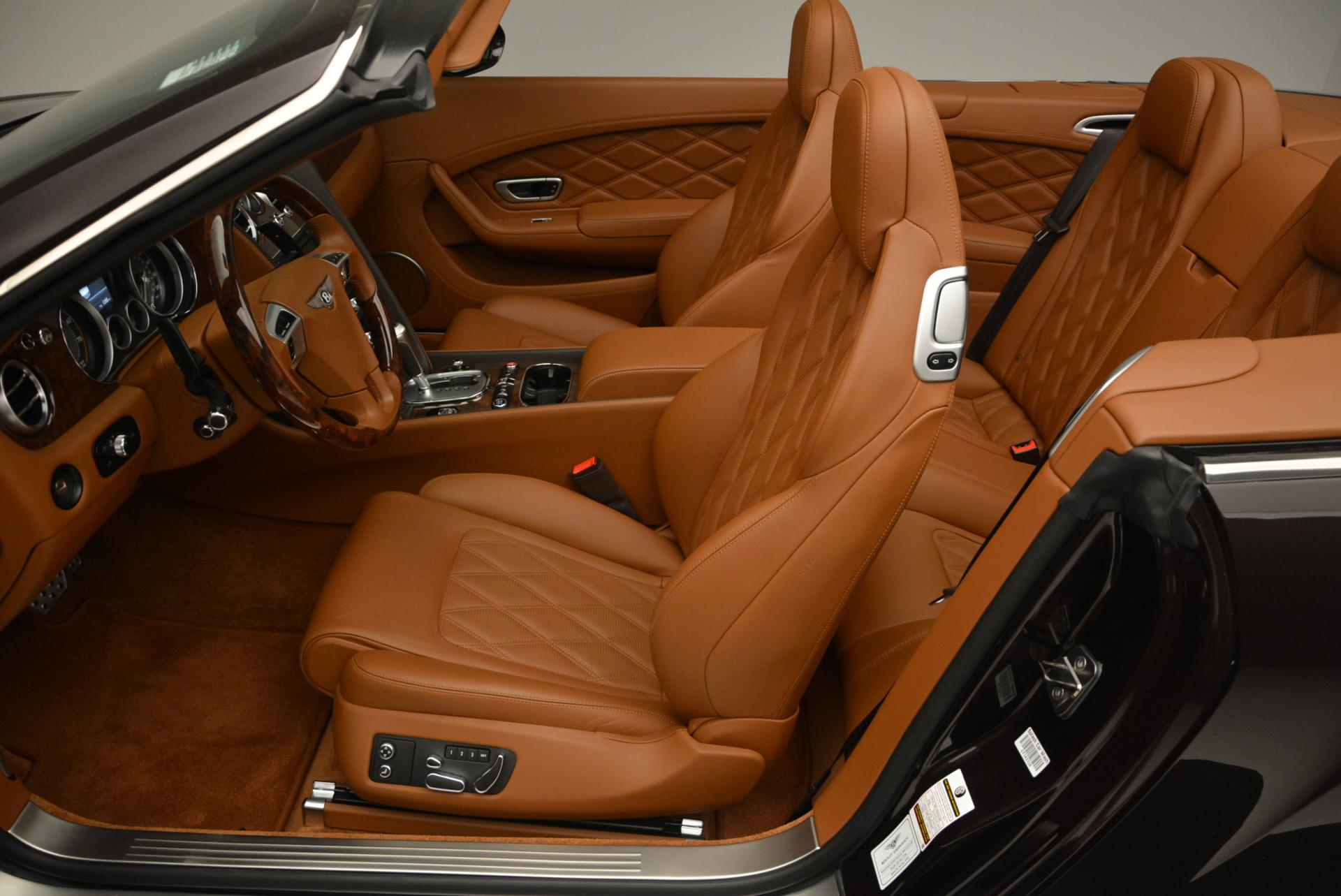 Used 2013 Bentley Continental GTC V8  For Sale In Greenwich, CT. Alfa Romeo of Greenwich, 7059 498_p34