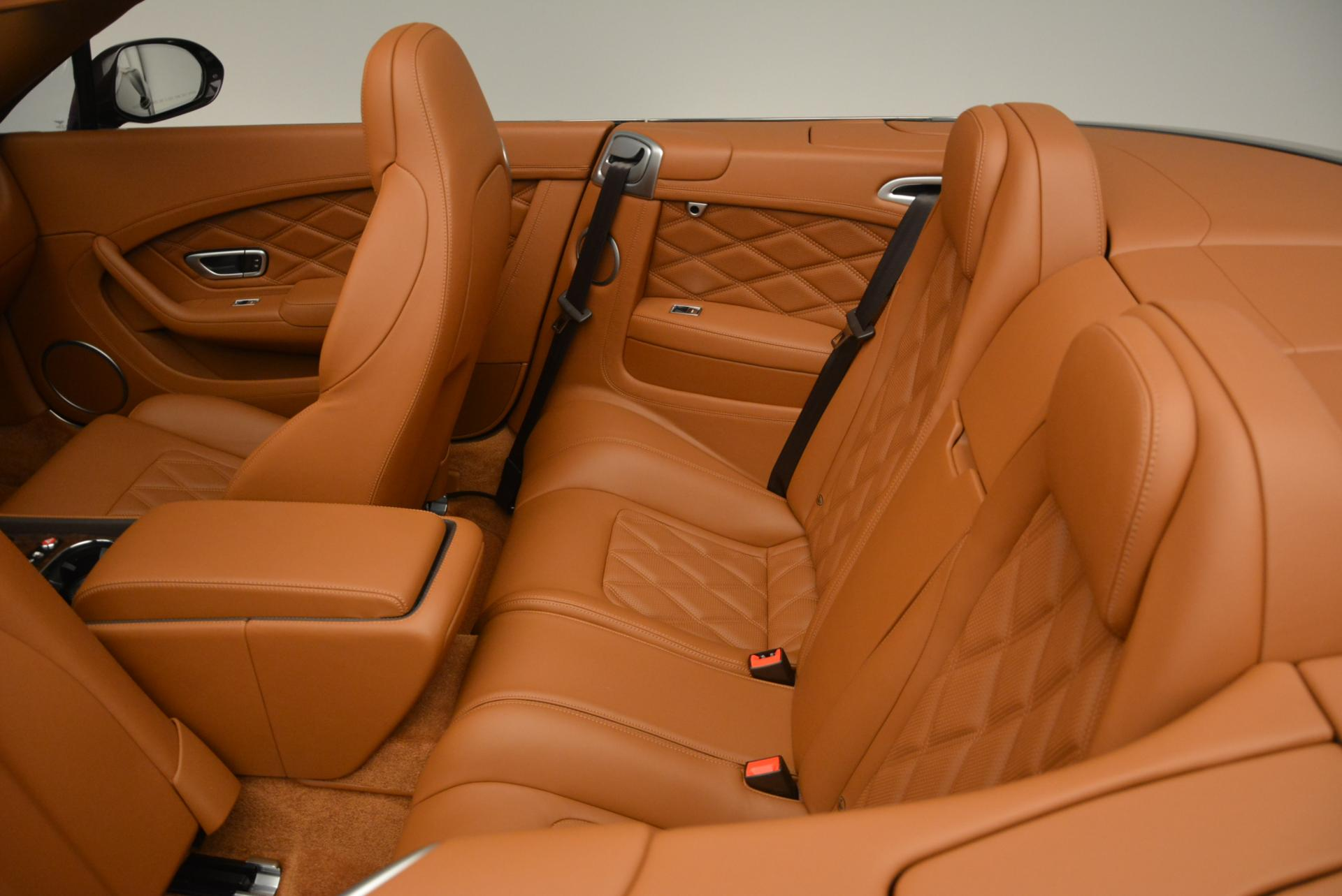 Used 2013 Bentley Continental GTC V8  For Sale In Greenwich, CT. Alfa Romeo of Greenwich, 7059 498_p37