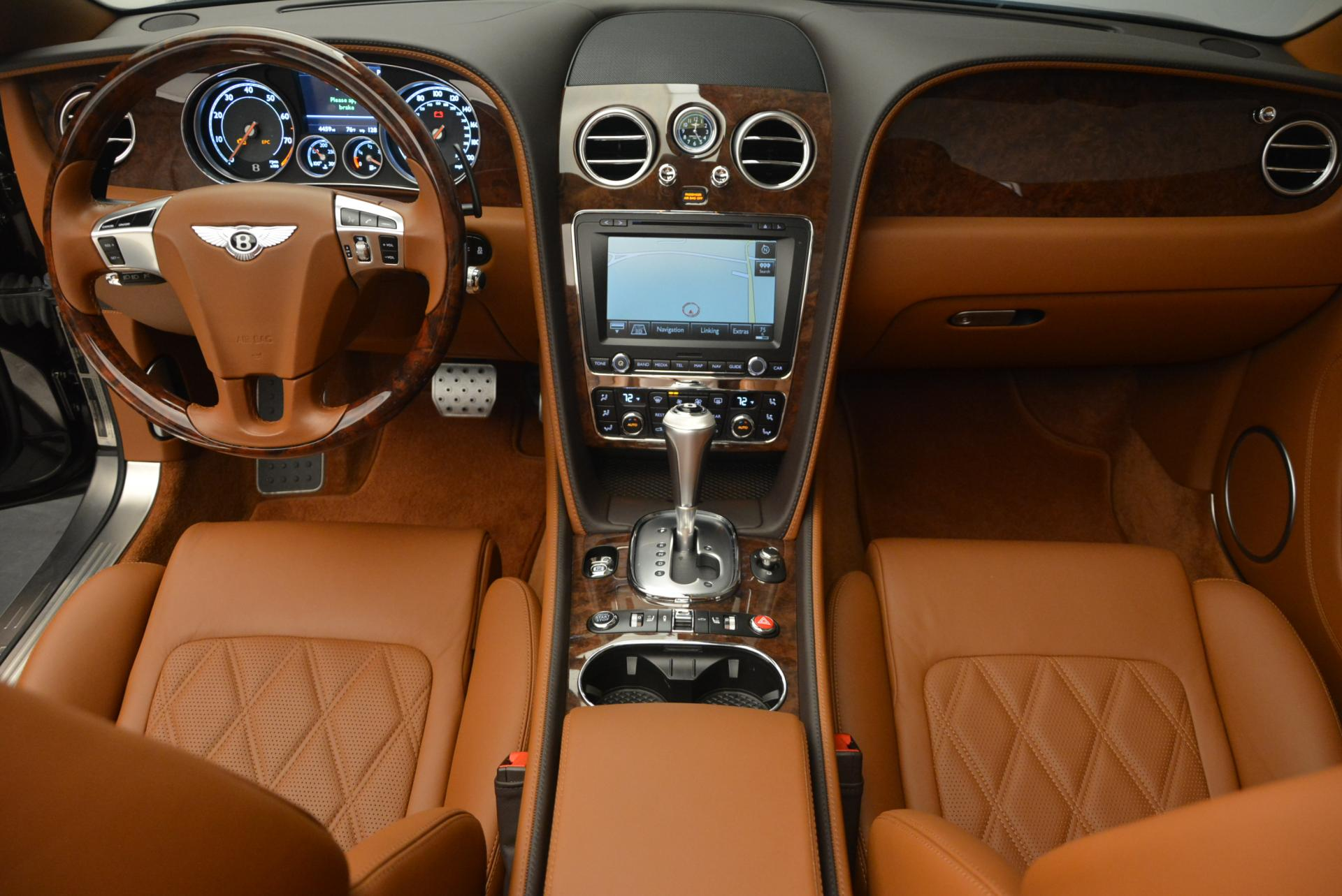 Used 2013 Bentley Continental GTC V8  For Sale In Greenwich, CT. Alfa Romeo of Greenwich, 7059 498_p38