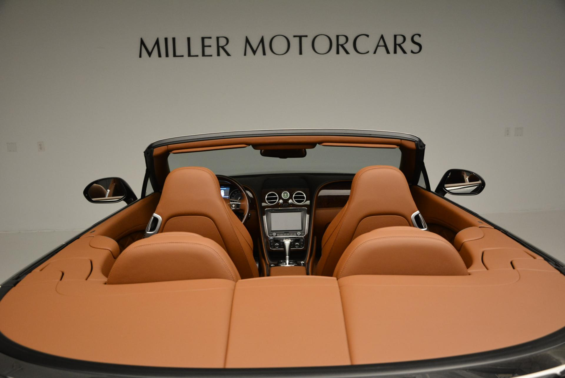 Used 2013 Bentley Continental GTC V8  For Sale In Greenwich, CT. Alfa Romeo of Greenwich, 7059 498_p47