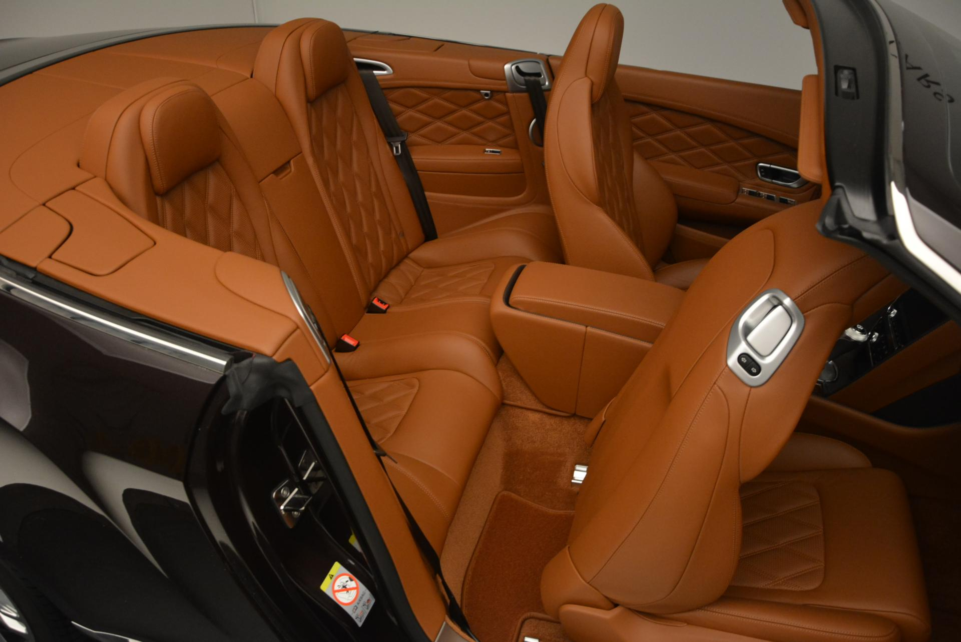 Used 2013 Bentley Continental GTC V8  For Sale In Greenwich, CT. Alfa Romeo of Greenwich, 7059 498_p51
