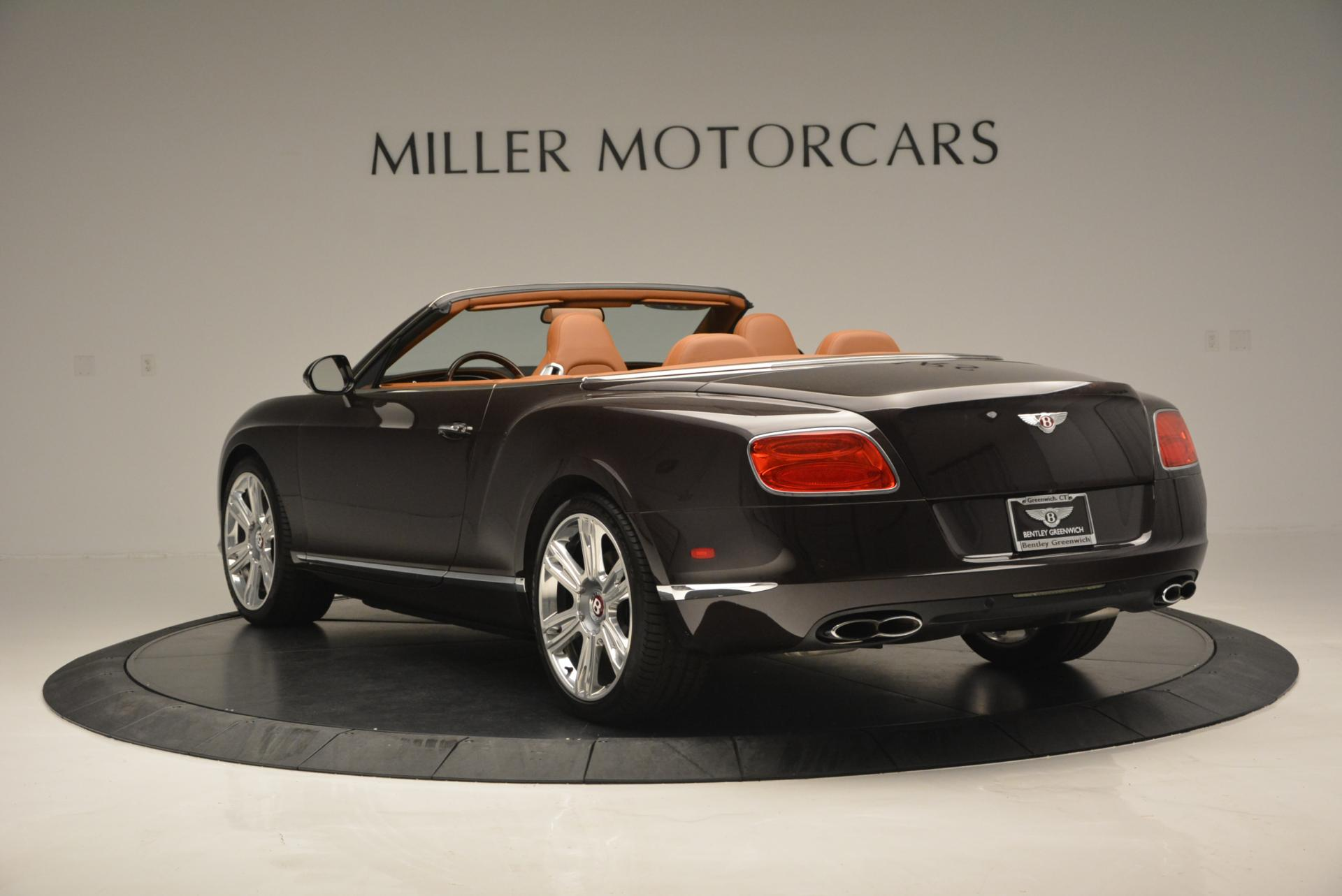 Used 2013 Bentley Continental GTC V8  For Sale In Greenwich, CT. Alfa Romeo of Greenwich, 7059 498_p5