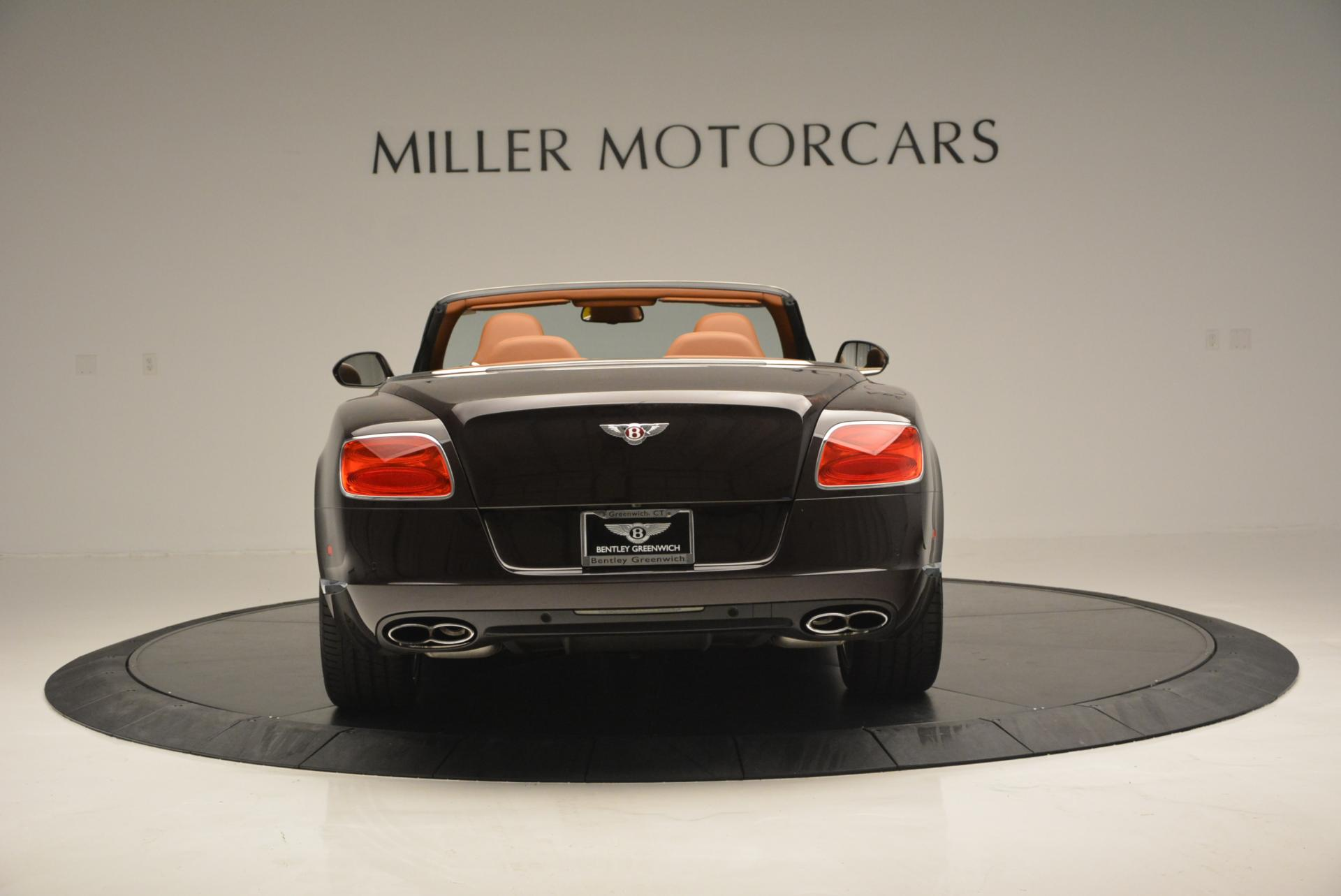 Used 2013 Bentley Continental GTC V8  For Sale In Greenwich, CT. Alfa Romeo of Greenwich, 7059 498_p6