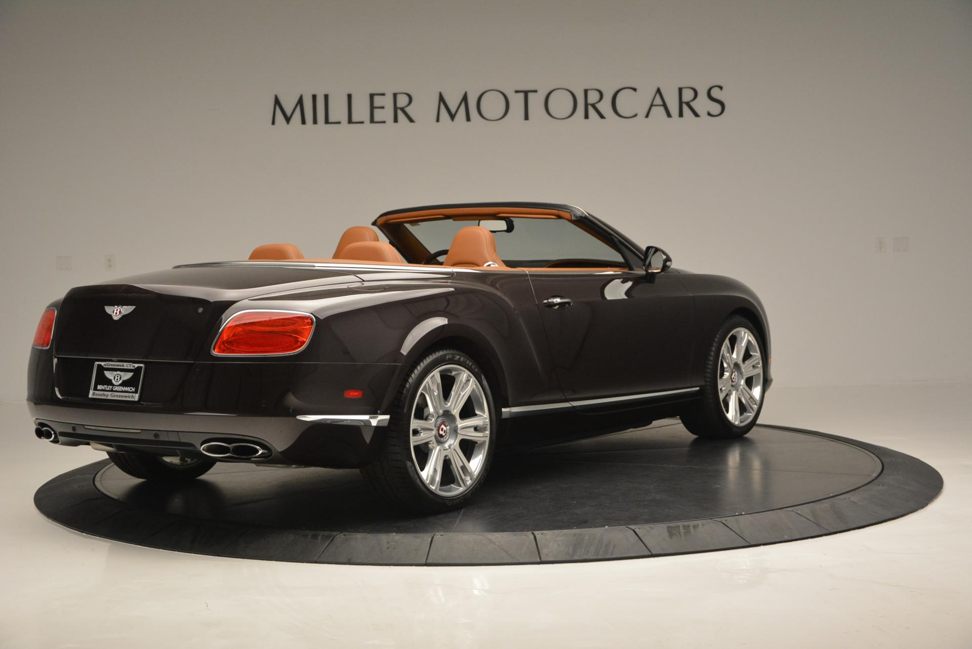 Used 2013 Bentley Continental GTC V8  For Sale In Greenwich, CT. Alfa Romeo of Greenwich, 7059 498_p8