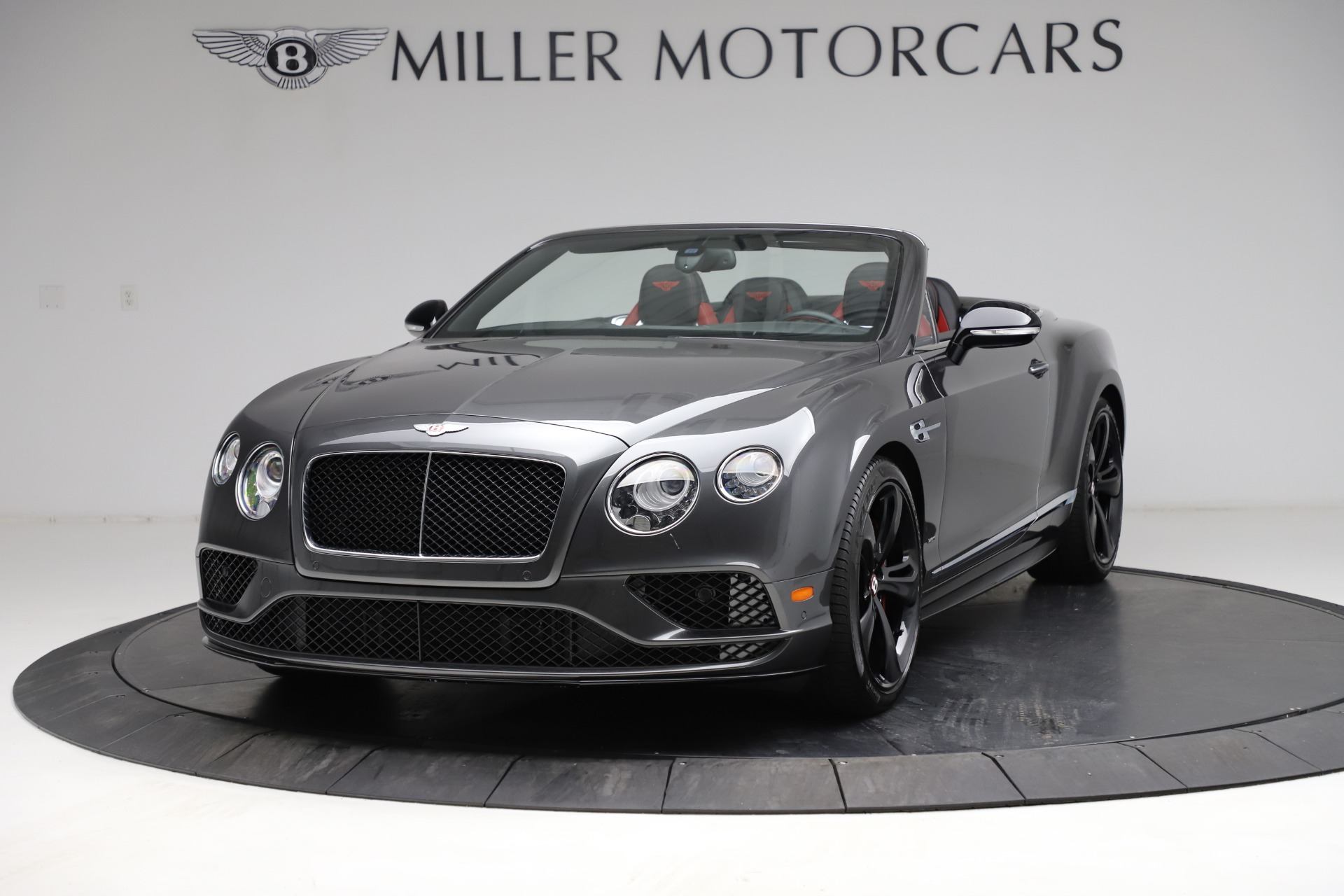 New 2017 Bentley Continental GT V8 S For Sale In Greenwich, CT. Alfa Romeo of Greenwich, B1185