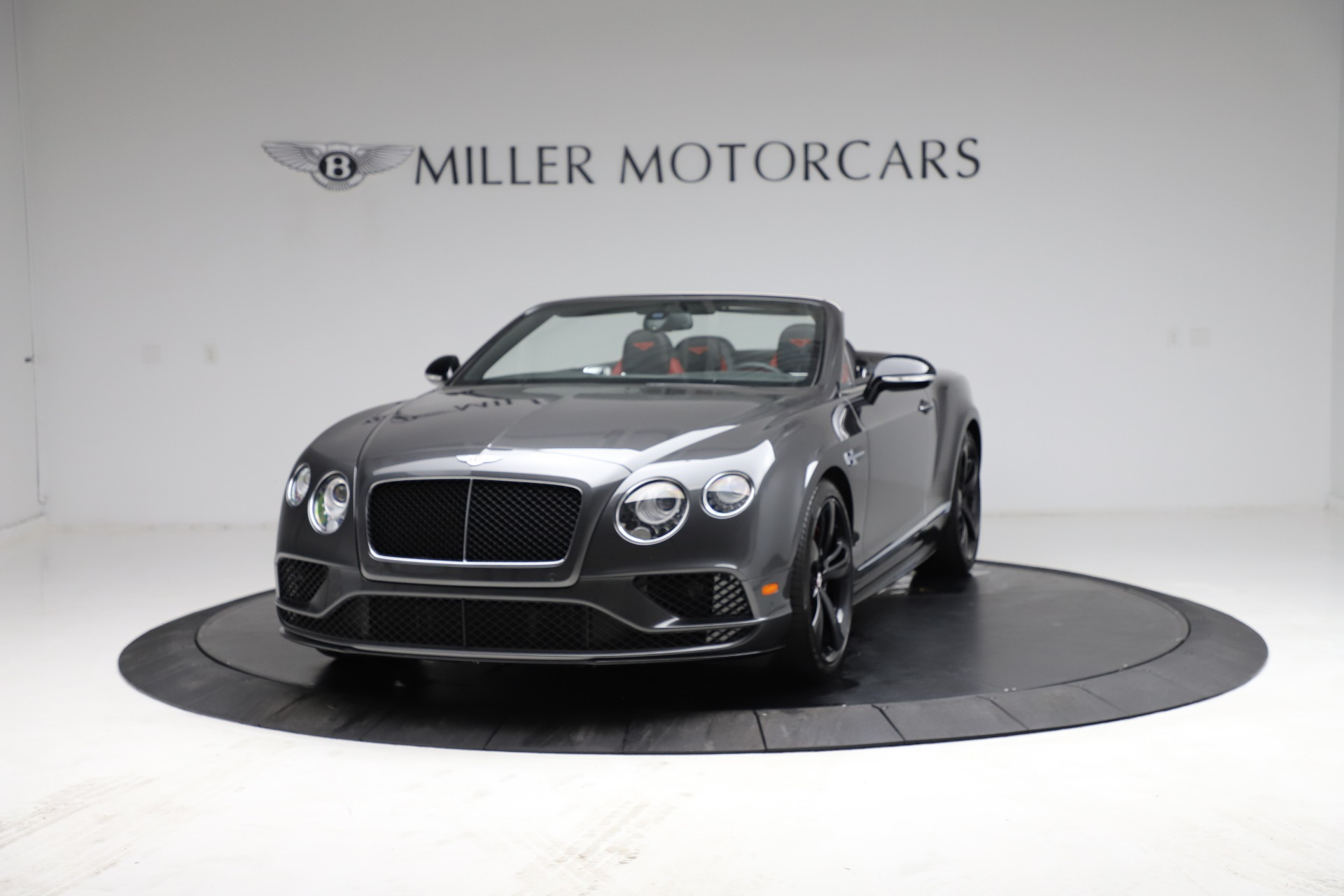 New 2017 Bentley Continental GT V8 S For Sale In Greenwich, CT. Alfa Romeo of Greenwich, B1185 499_p2