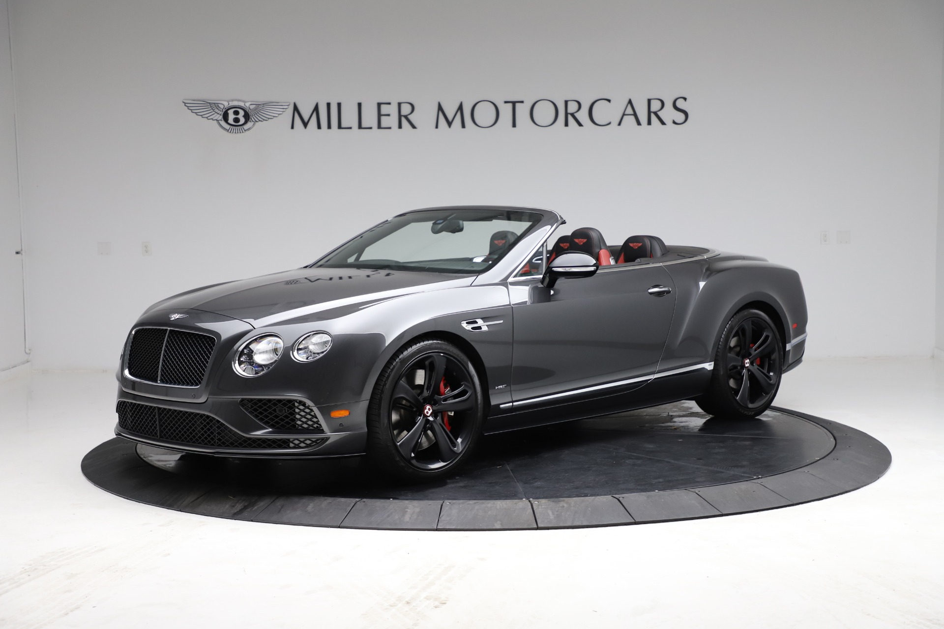 New 2017 Bentley Continental GT V8 S For Sale In Greenwich, CT. Alfa Romeo of Greenwich, B1185 499_p3