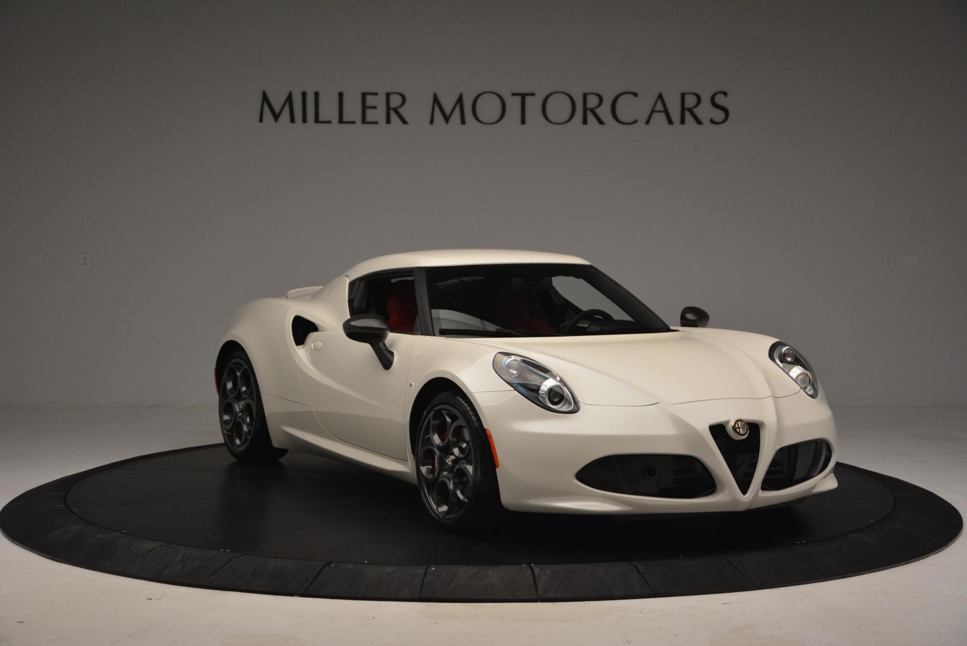 Used 2015 Alfa Romeo 4C  For Sale In Greenwich, CT. Alfa Romeo of Greenwich, 6716 5_p11