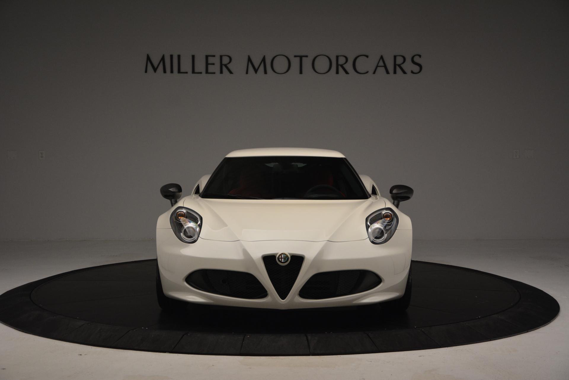 Used 2015 Alfa Romeo 4C  For Sale In Greenwich, CT. Alfa Romeo of Greenwich, 6716 5_p12