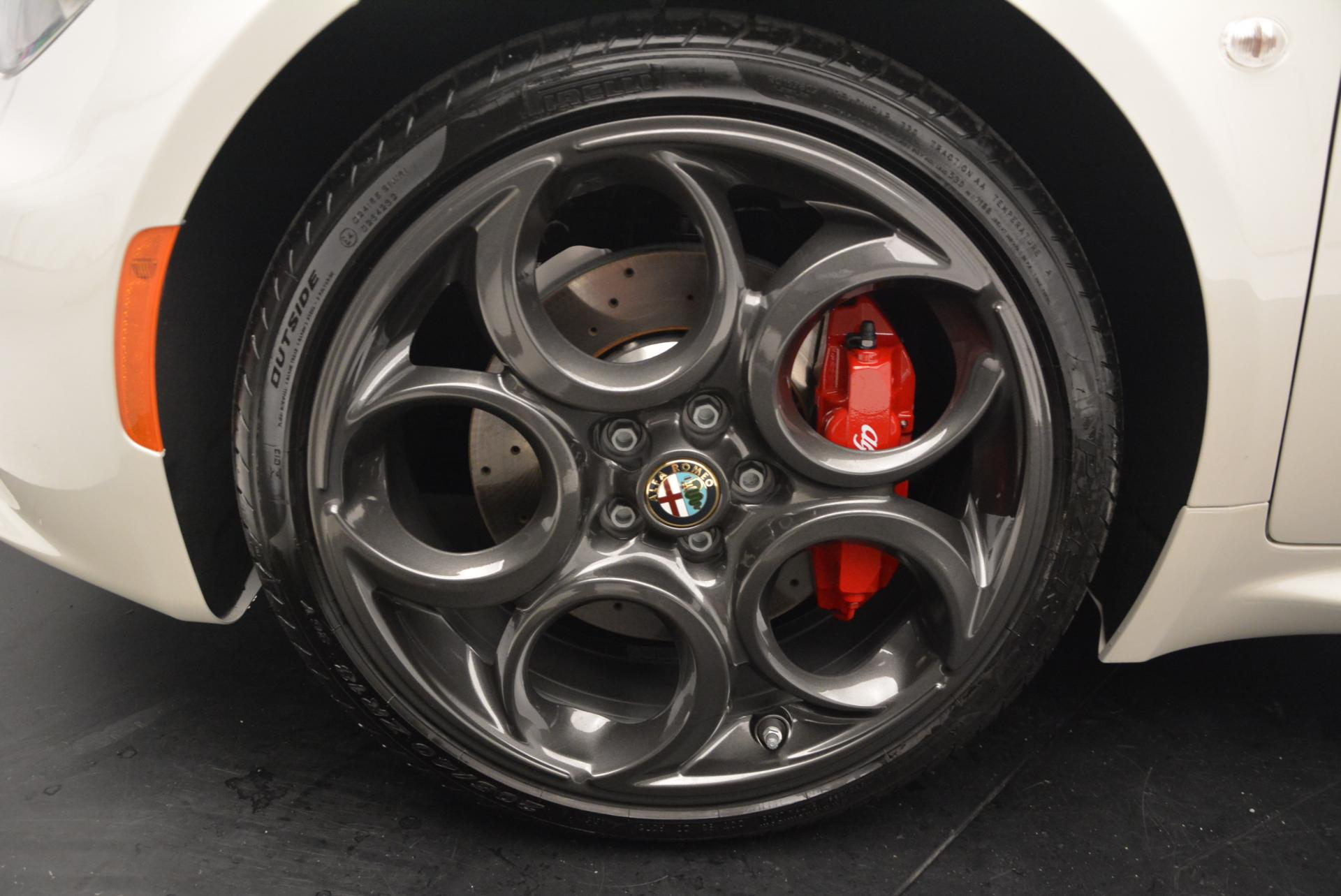 Used 2015 Alfa Romeo 4C  For Sale In Greenwich, CT. Alfa Romeo of Greenwich, 6716 5_p13