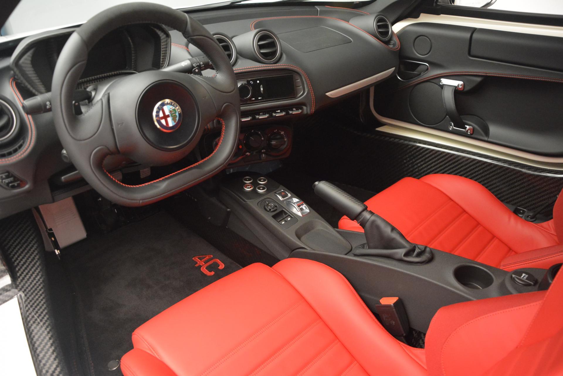 Used 2015 Alfa Romeo 4C  For Sale In Greenwich, CT. Alfa Romeo of Greenwich, 6716 5_p14