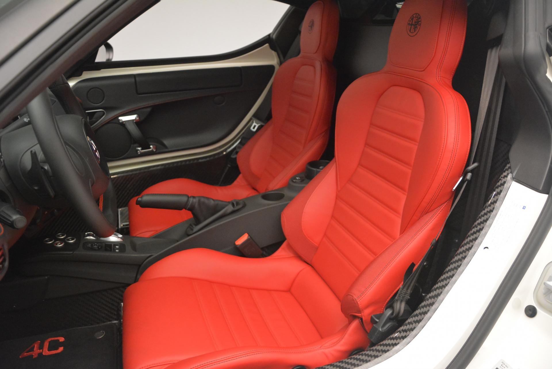Used 2015 Alfa Romeo 4C  For Sale In Greenwich, CT. Alfa Romeo of Greenwich, 6716 5_p16