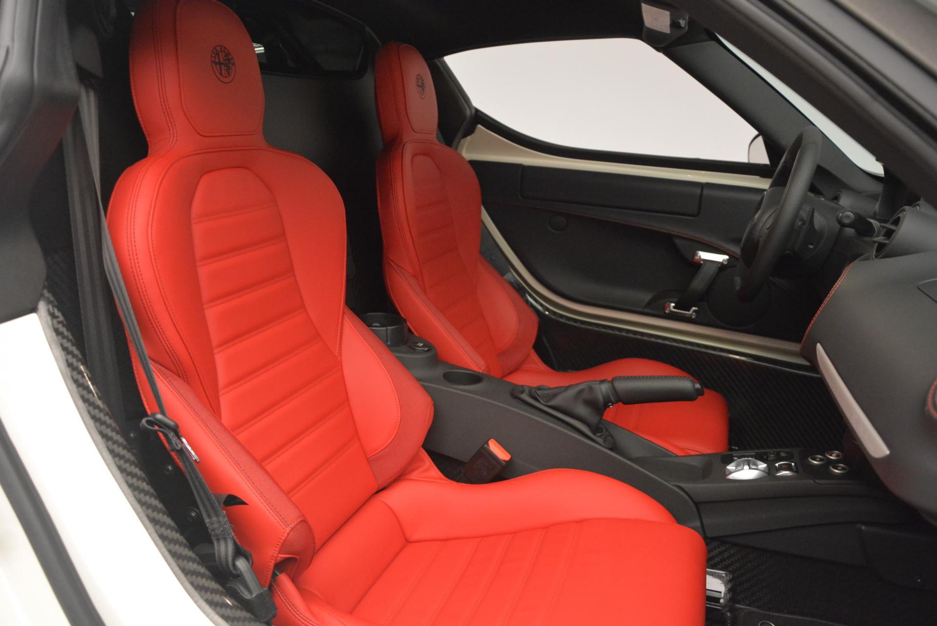 Used 2015 Alfa Romeo 4C  For Sale In Greenwich, CT. Alfa Romeo of Greenwich, 6716 5_p20
