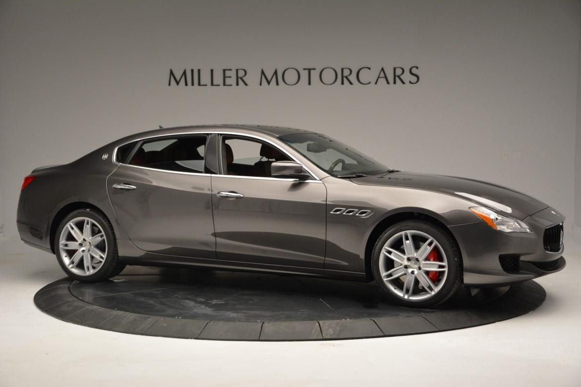 New 2016 Maserati Quattroporte S Q4 For Sale In Greenwich, CT. Alfa Romeo of Greenwich, W200 50_p10