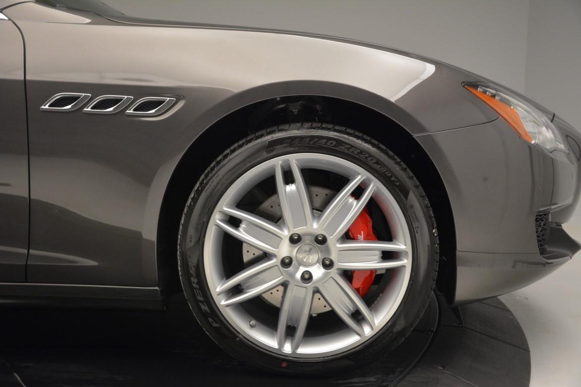 New 2016 Maserati Quattroporte S Q4 For Sale In Greenwich, CT. Alfa Romeo of Greenwich, W200 50_p13