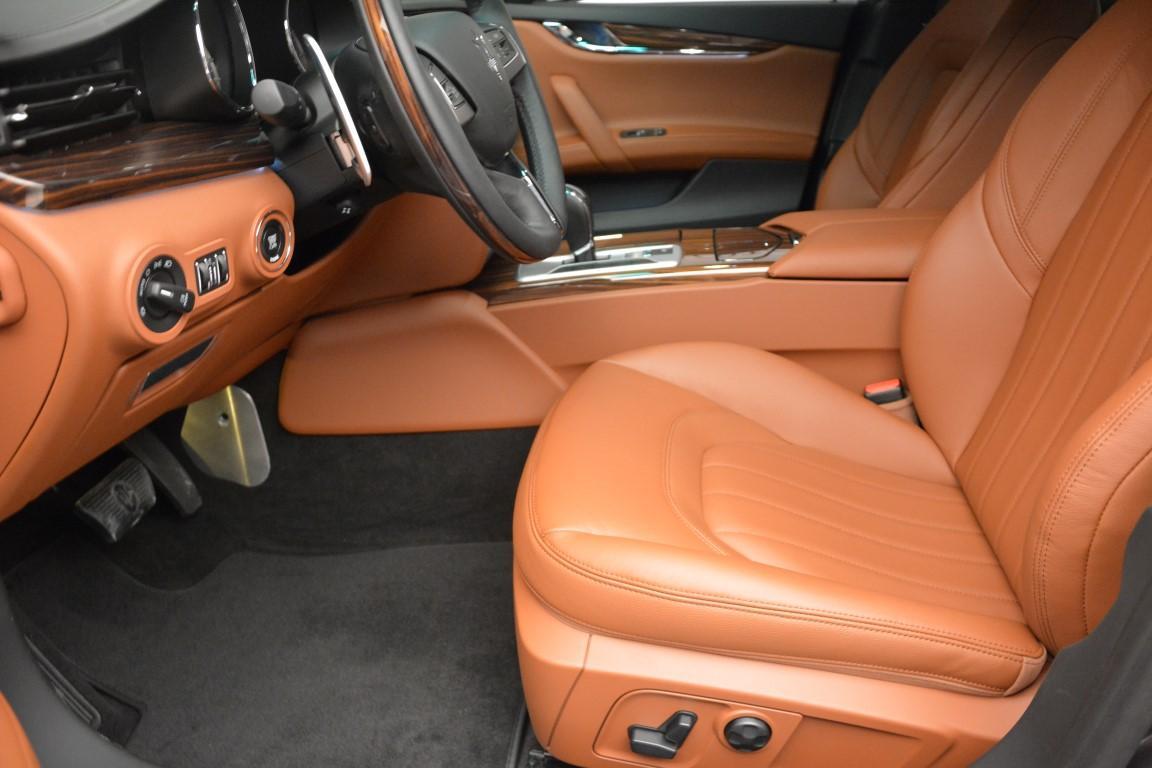 New 2016 Maserati Quattroporte S Q4 For Sale In Greenwich, CT. Alfa Romeo of Greenwich, W200 50_p14
