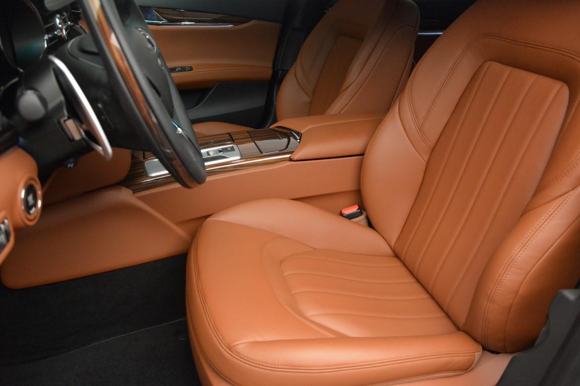 New 2016 Maserati Quattroporte S Q4 For Sale In Greenwich, CT. Alfa Romeo of Greenwich, W200 50_p16