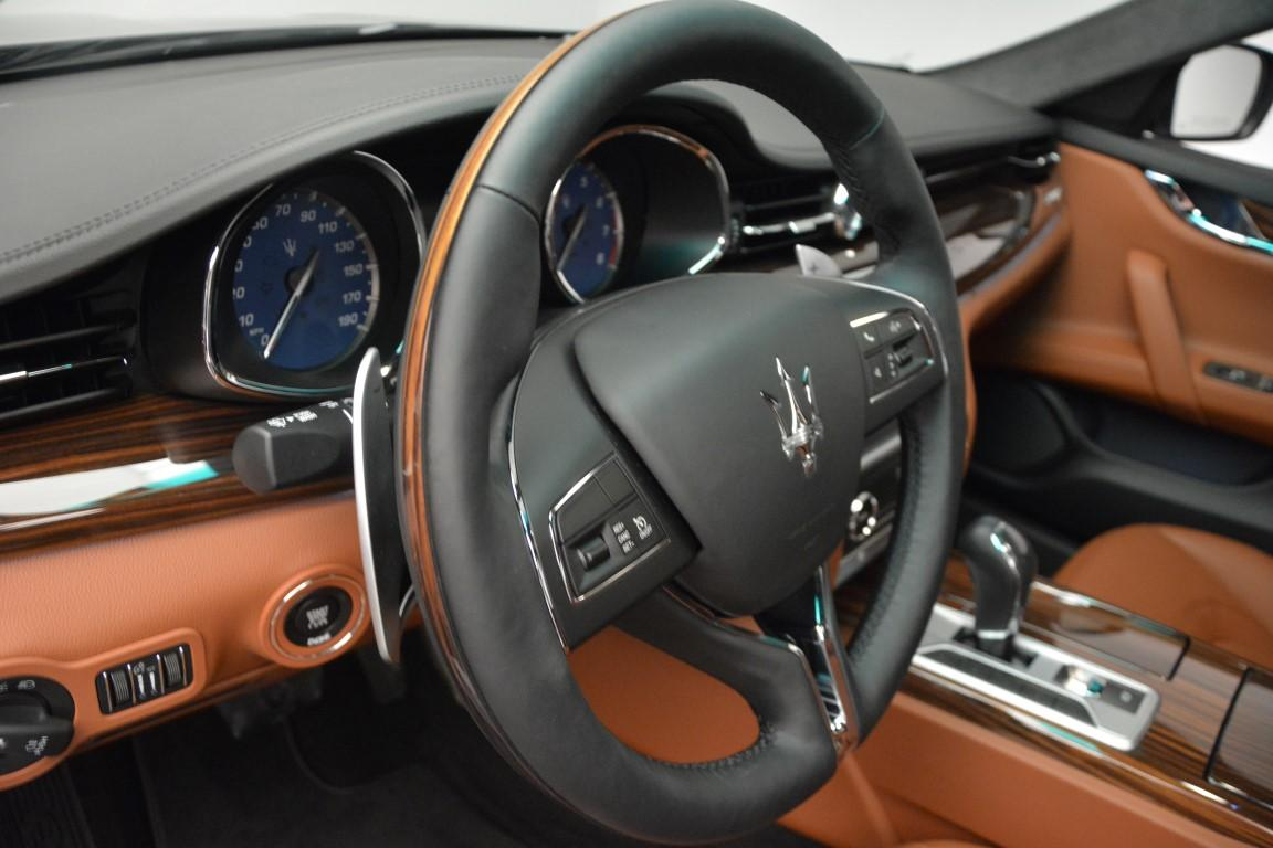 New 2016 Maserati Quattroporte S Q4 For Sale In Greenwich, CT. Alfa Romeo of Greenwich, W200 50_p17