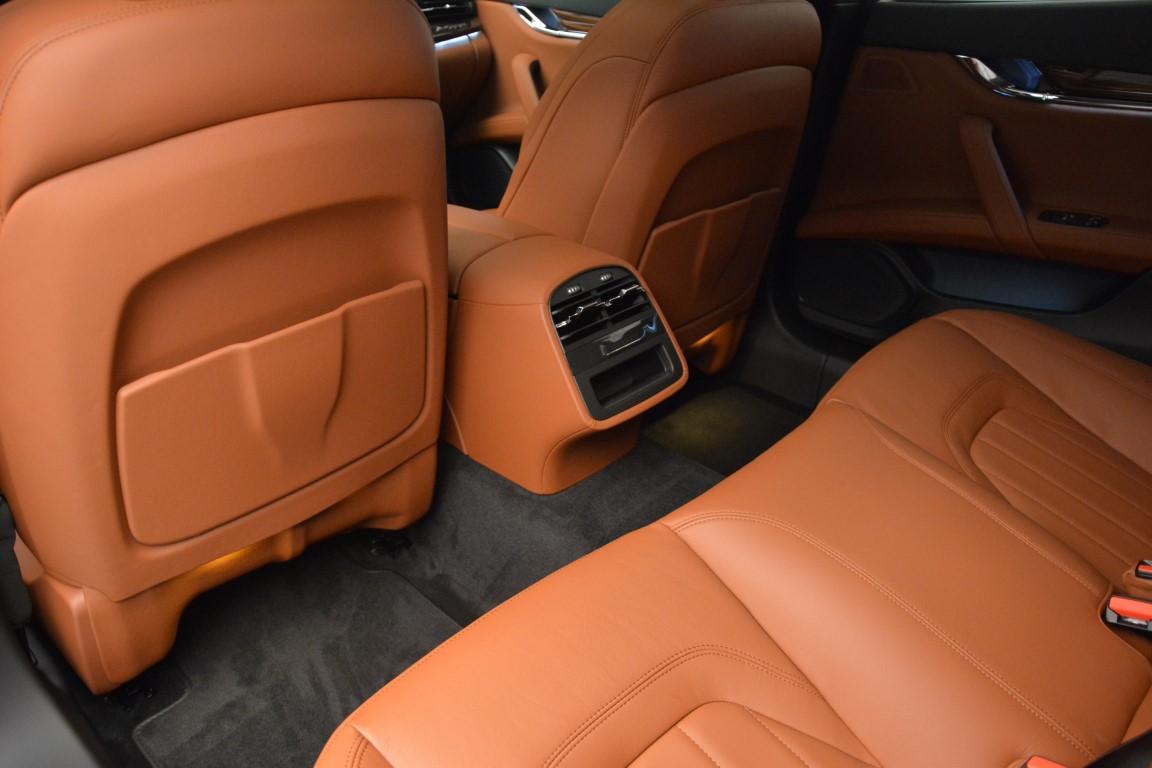 New 2016 Maserati Quattroporte S Q4 For Sale In Greenwich, CT. Alfa Romeo of Greenwich, W200 50_p18