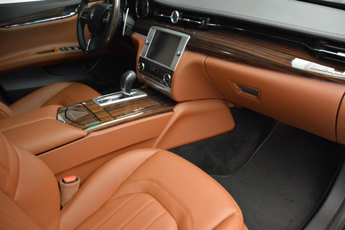 New 2016 Maserati Quattroporte S Q4 For Sale In Greenwich, CT. Alfa Romeo of Greenwich, W200 50_p20