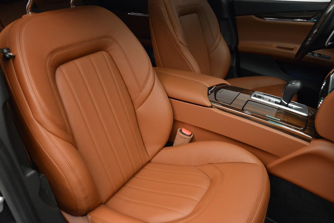 New 2016 Maserati Quattroporte S Q4 For Sale In Greenwich, CT. Alfa Romeo of Greenwich, W200 50_p23