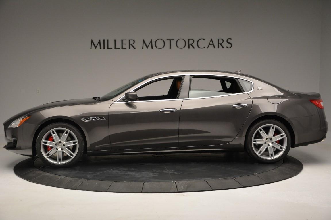 New 2016 Maserati Quattroporte S Q4 For Sale In Greenwich, CT. Alfa Romeo of Greenwich, W200 50_p3