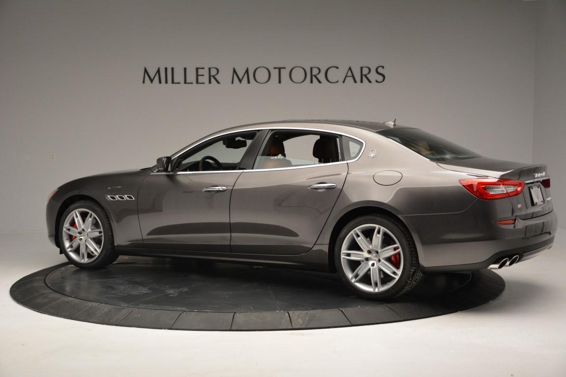 New 2016 Maserati Quattroporte S Q4 For Sale In Greenwich, CT. Alfa Romeo of Greenwich, W200 50_p4