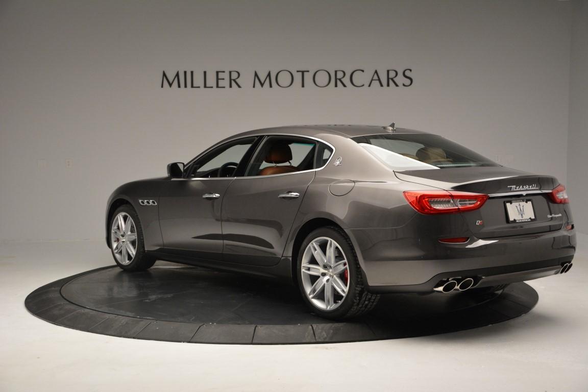 New 2016 Maserati Quattroporte S Q4 For Sale In Greenwich, CT. Alfa Romeo of Greenwich, W200 50_p5
