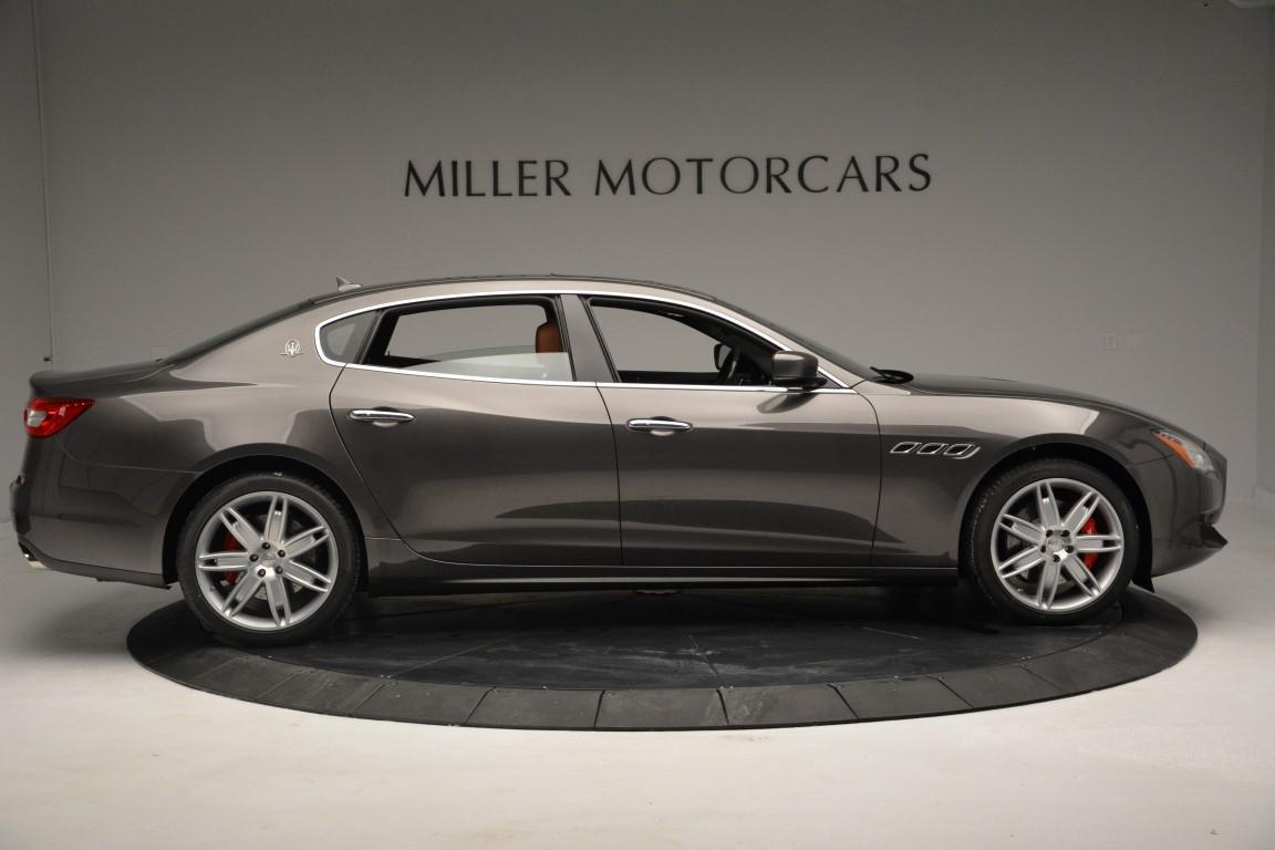 New 2016 Maserati Quattroporte S Q4 For Sale In Greenwich, CT. Alfa Romeo of Greenwich, W200 50_p8