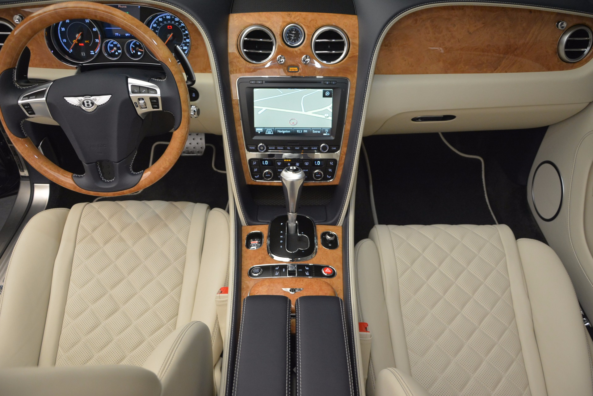 New 2017 Bentley Continental GT V8 For Sale In Greenwich, CT. Alfa Romeo of Greenwich, B1184 500_p34