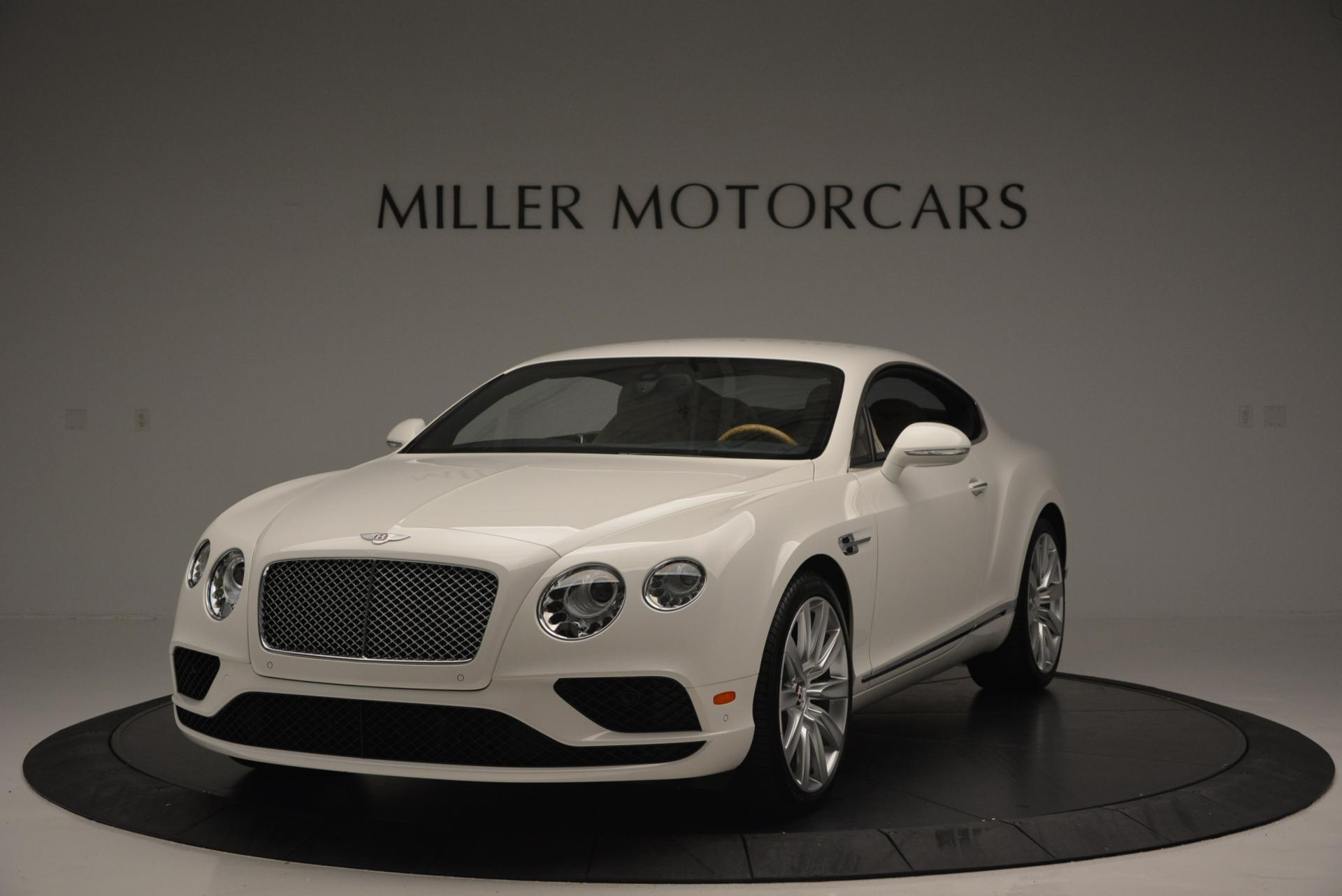 New 2016 Bentley Continental GT V8 For Sale In Greenwich, CT. Alfa Romeo of Greenwich, B1166 502_main