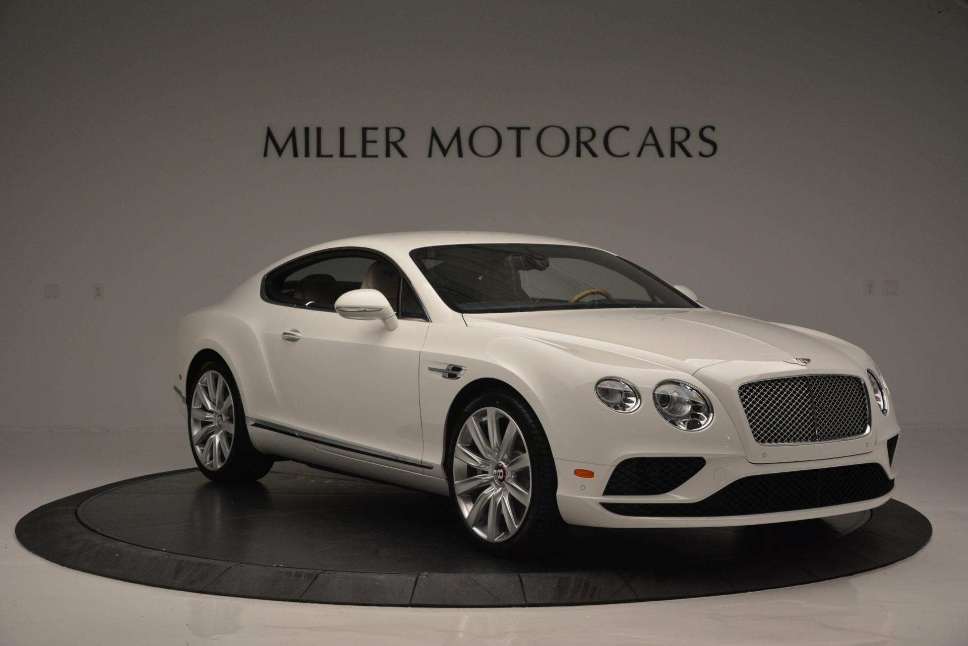 New 2016 Bentley Continental GT V8 For Sale In Greenwich, CT. Alfa Romeo of Greenwich, B1166 502_p11